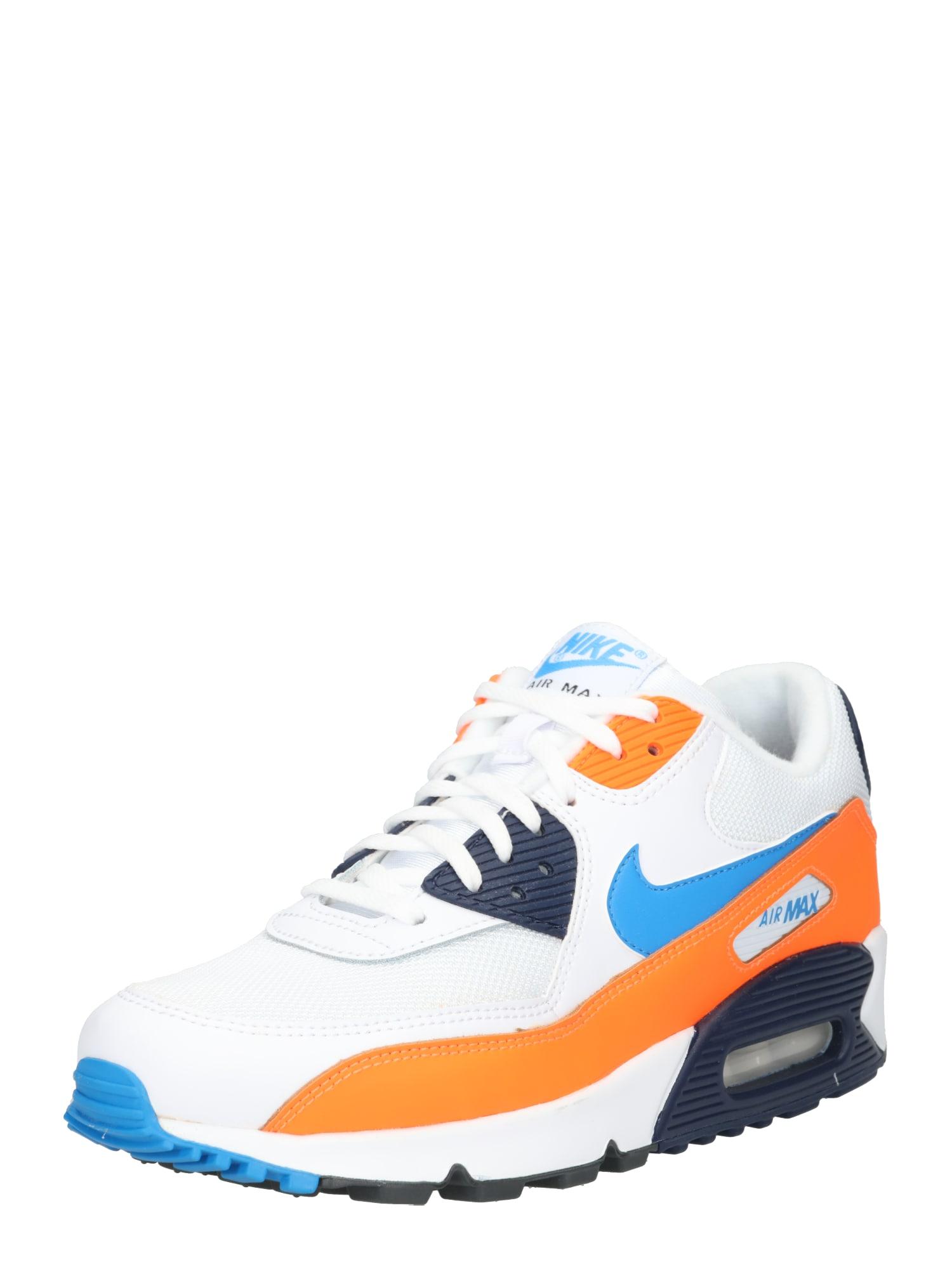Tenisky Air Max 90 Essential oranžová bílá Nike Sportswear