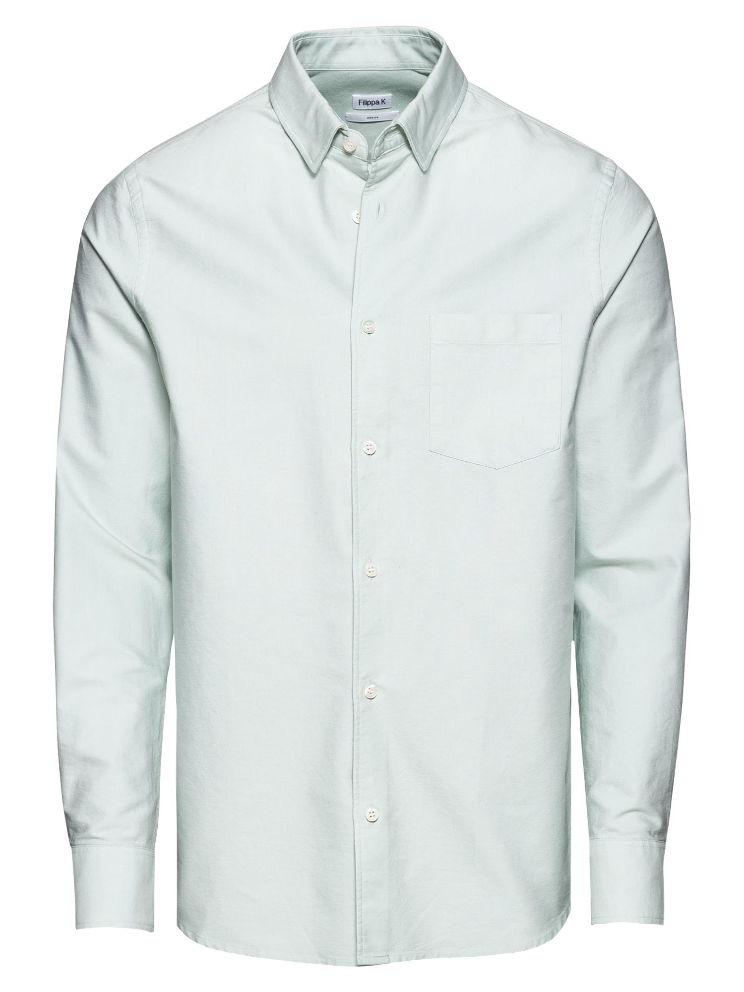 Košile M. Tim Oxford mátová Filippa K