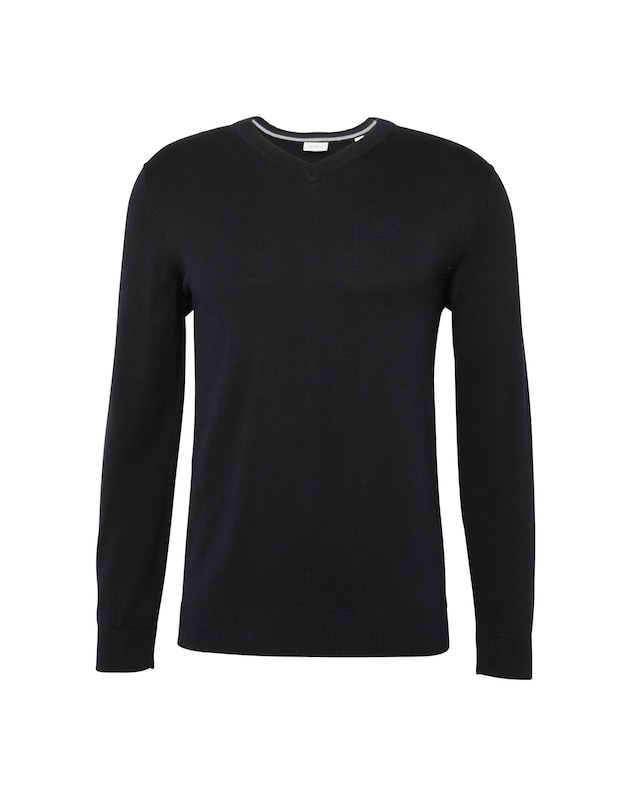 ESPRIT Pullover ´Basic CO V-nk´