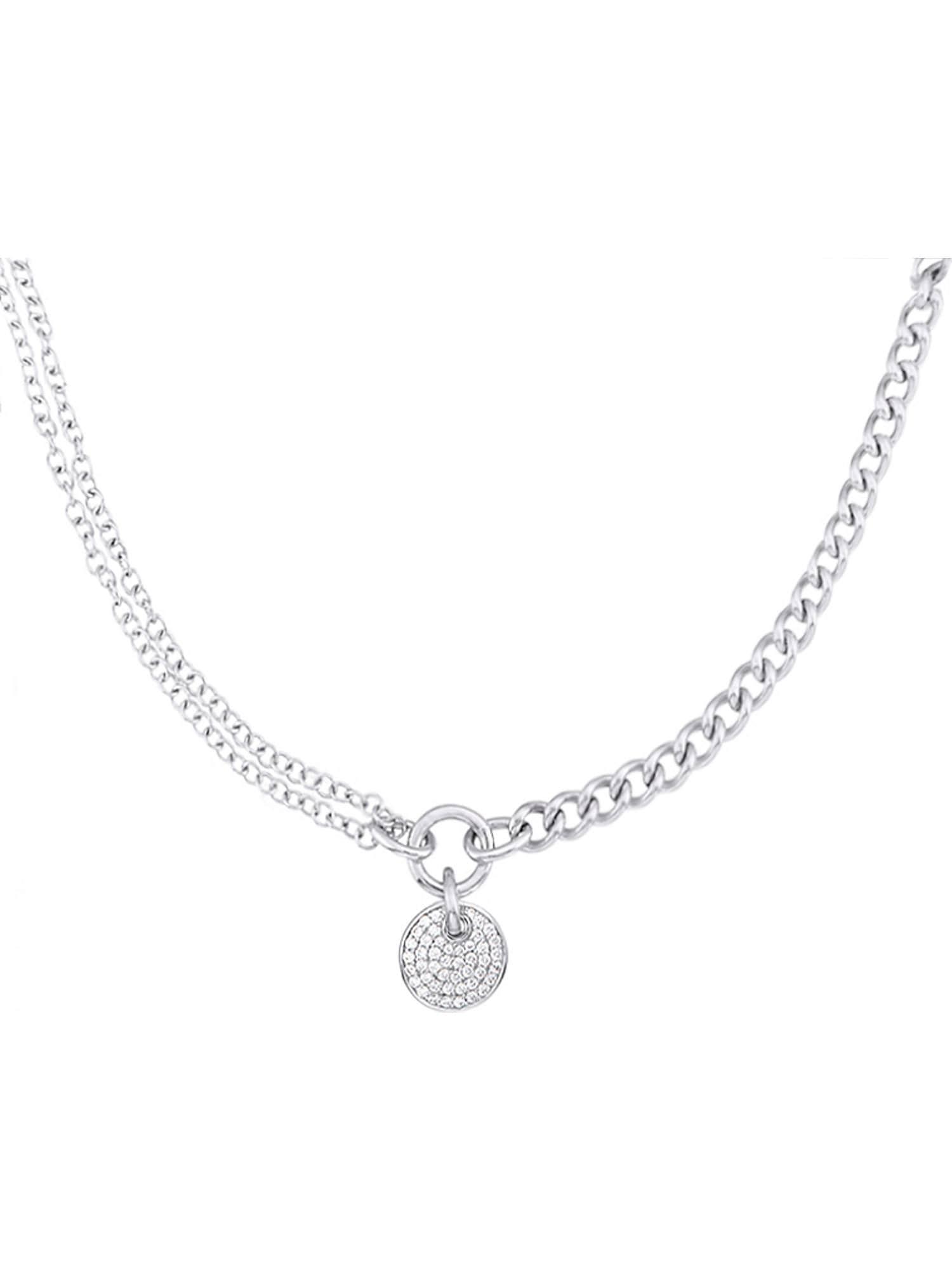 Collier 'Chain Reaction' | Schmuck > Halsketten > Colliers | Silber | JETTE