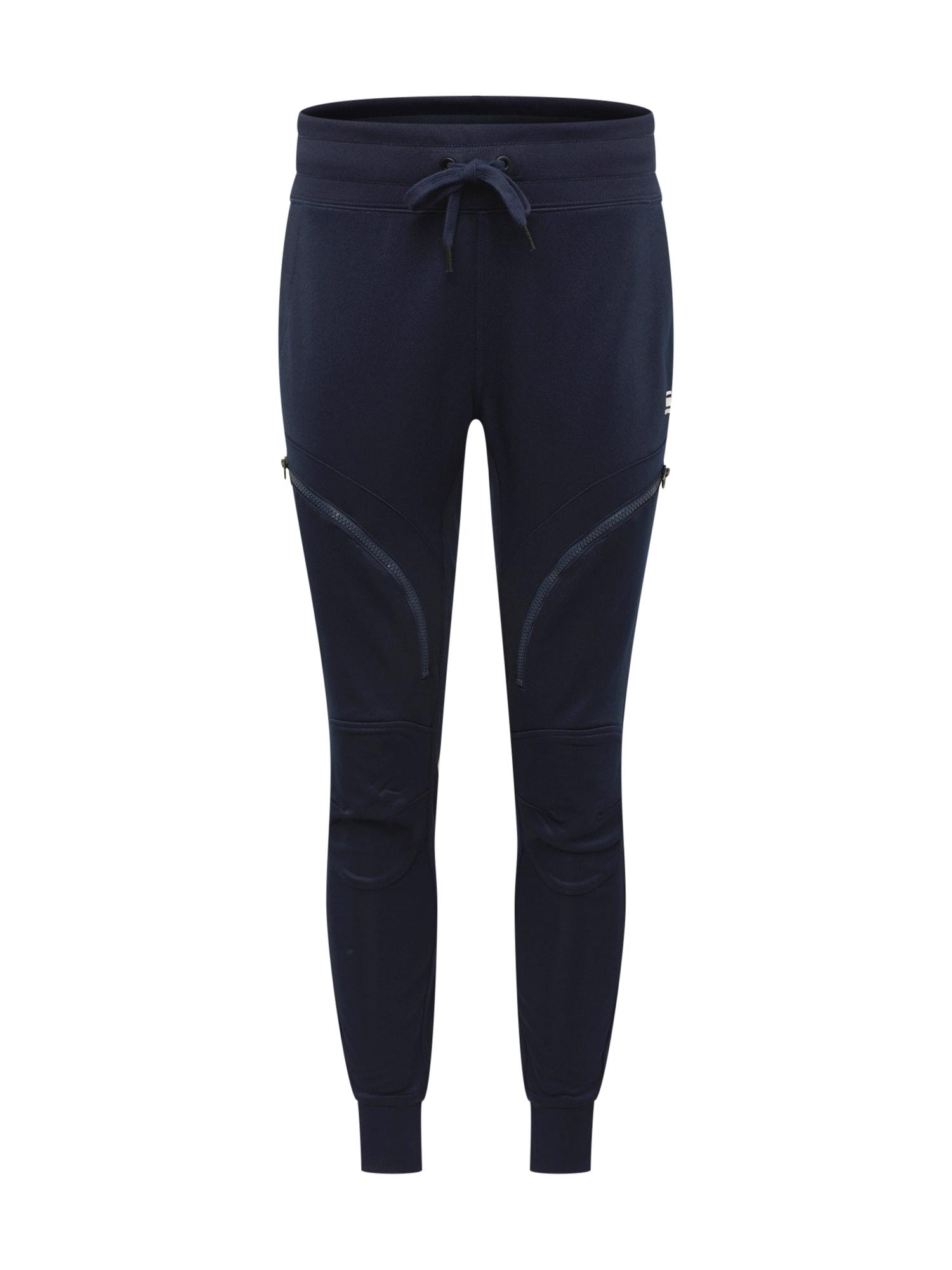 Kalhoty Air defence tmavě modrá G-STAR RAW