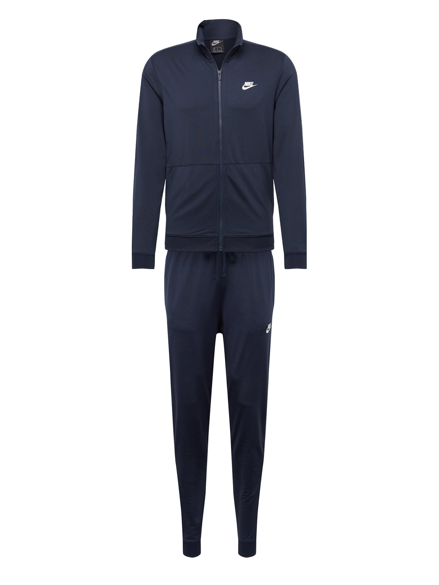 Domácí oblečení M NSW TRK SUIT PK tmavě modrá Nike Sportswear