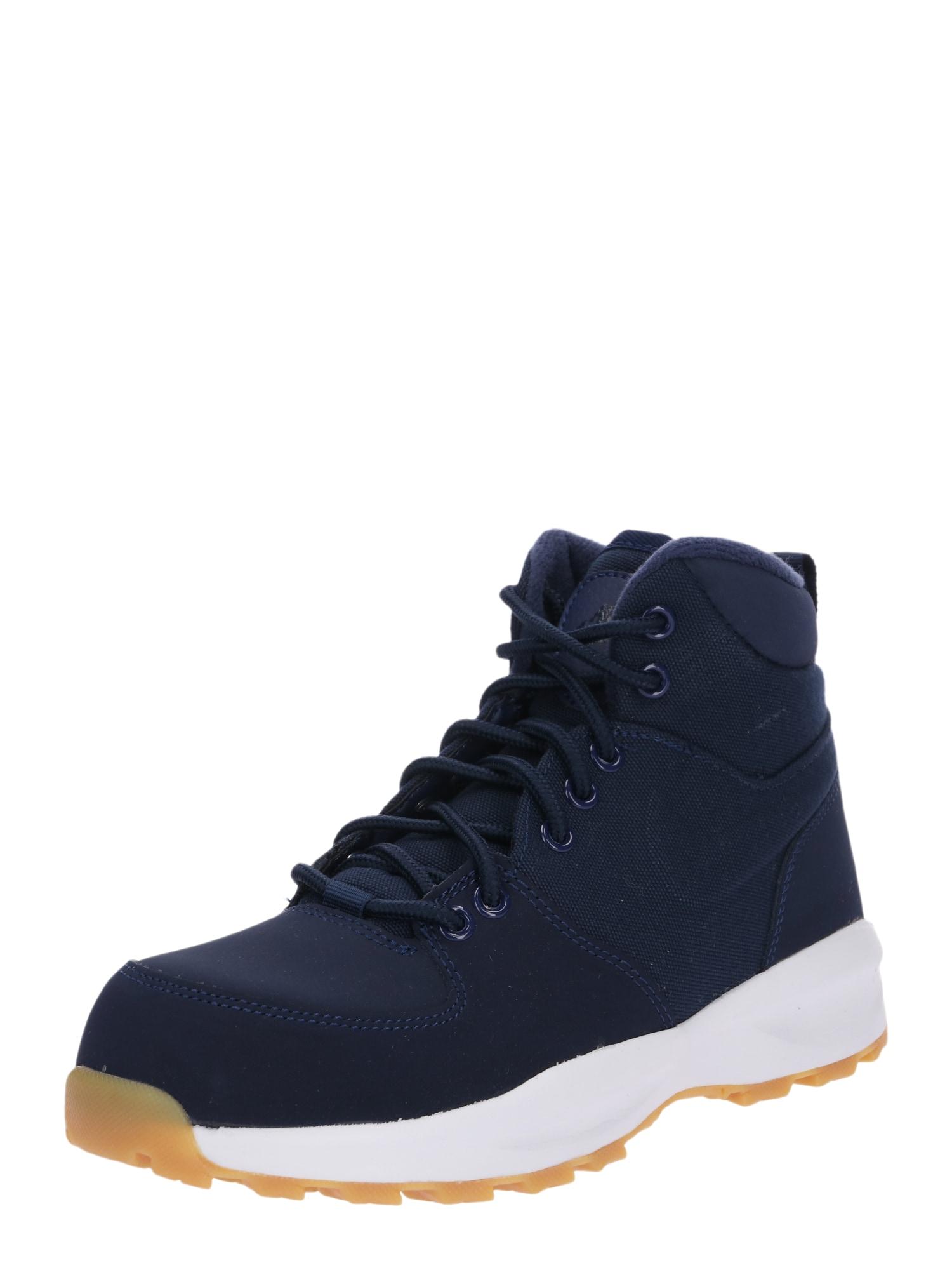 Nike Sportswear, Jongens Laarzen 'Manoa 17 (GS) Boot', navy