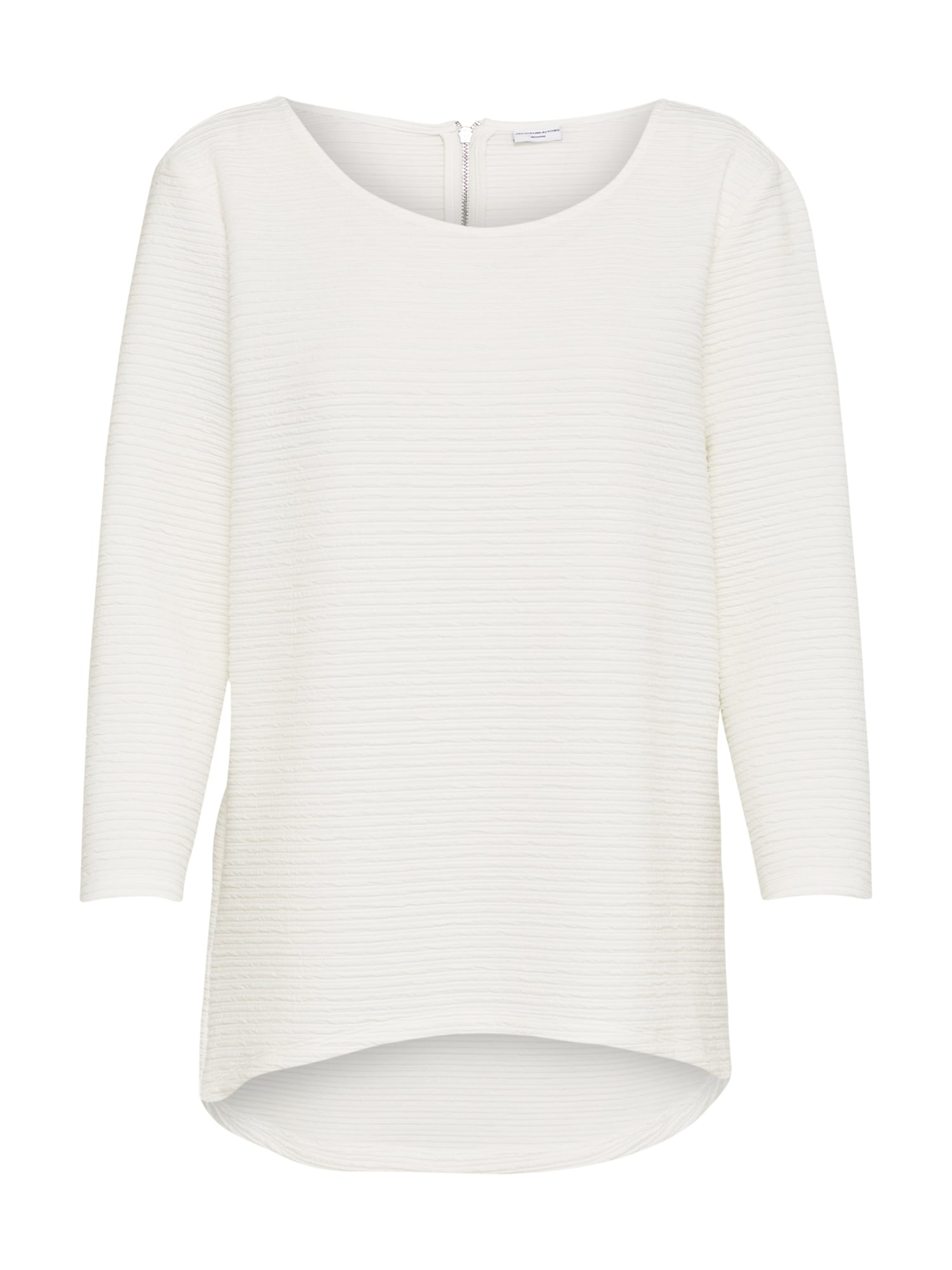 ONLY Gedetailleerd Sweatshirt Dames White