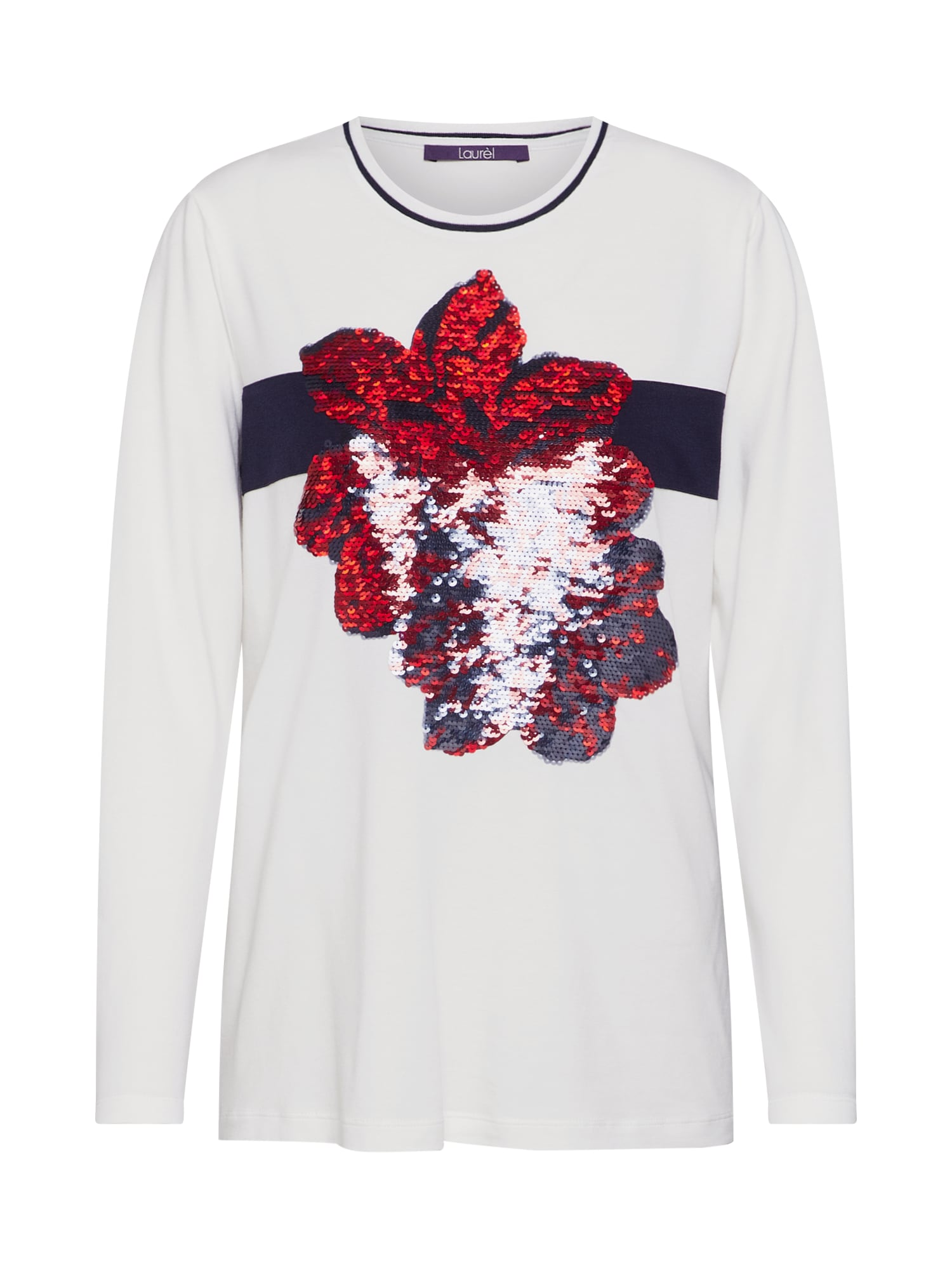 Tričko bílá LAUREL
