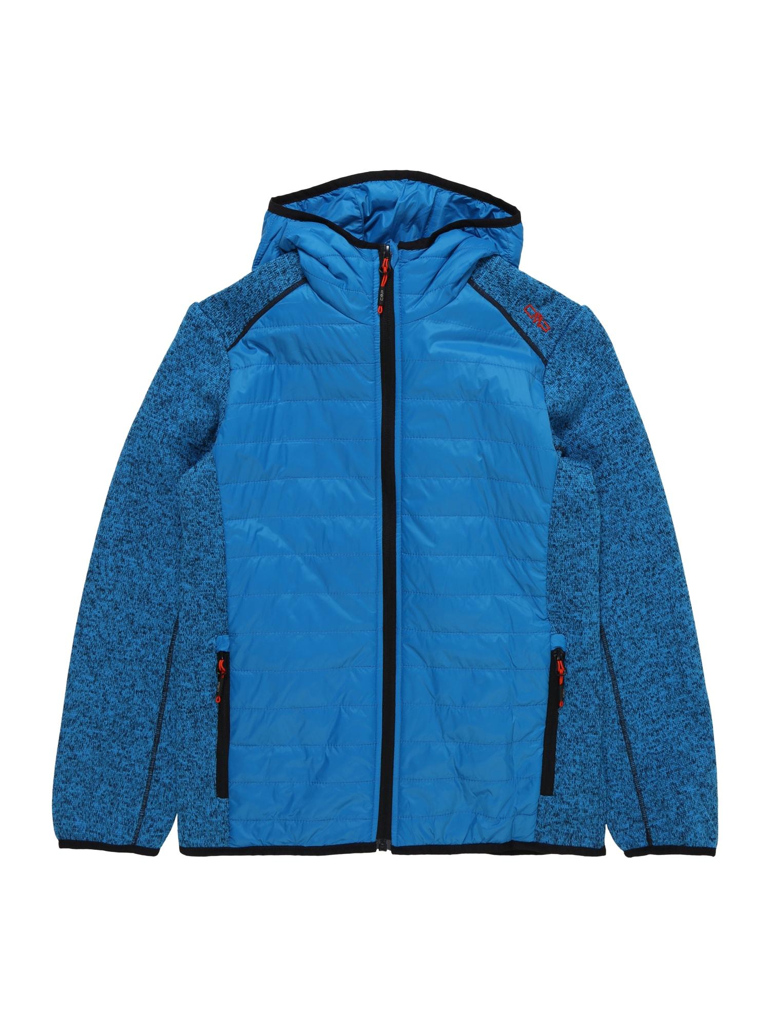 Přechodná bunda HYBRID modrá CMP