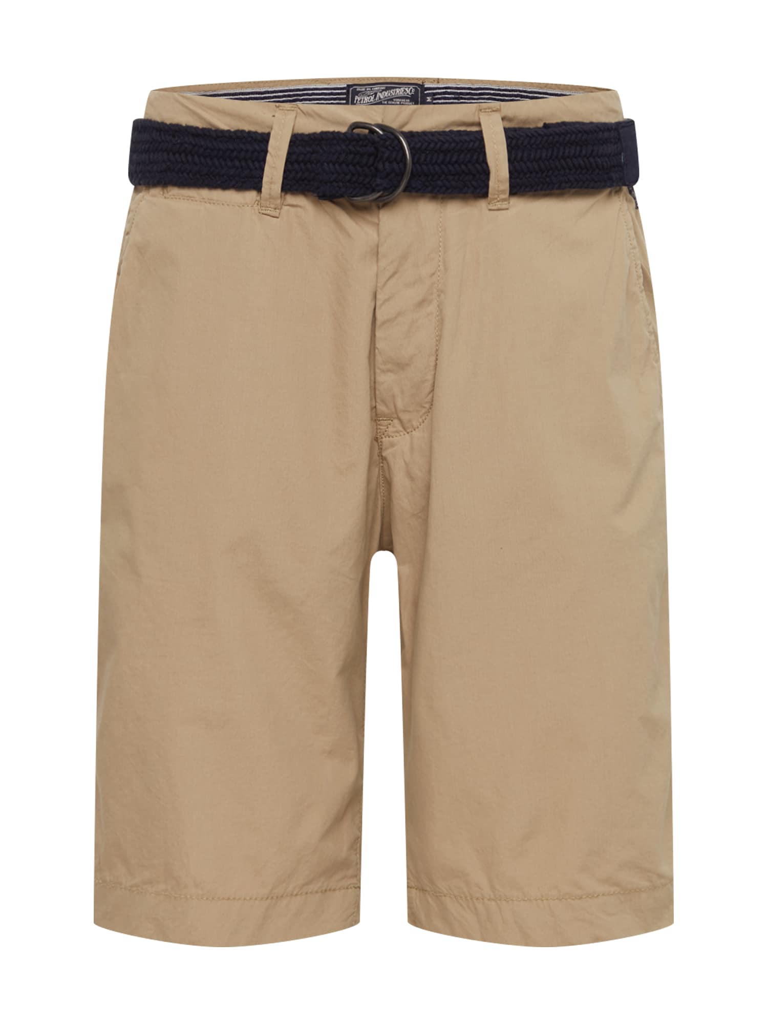 Chino kalhoty béžová Petrol Industries