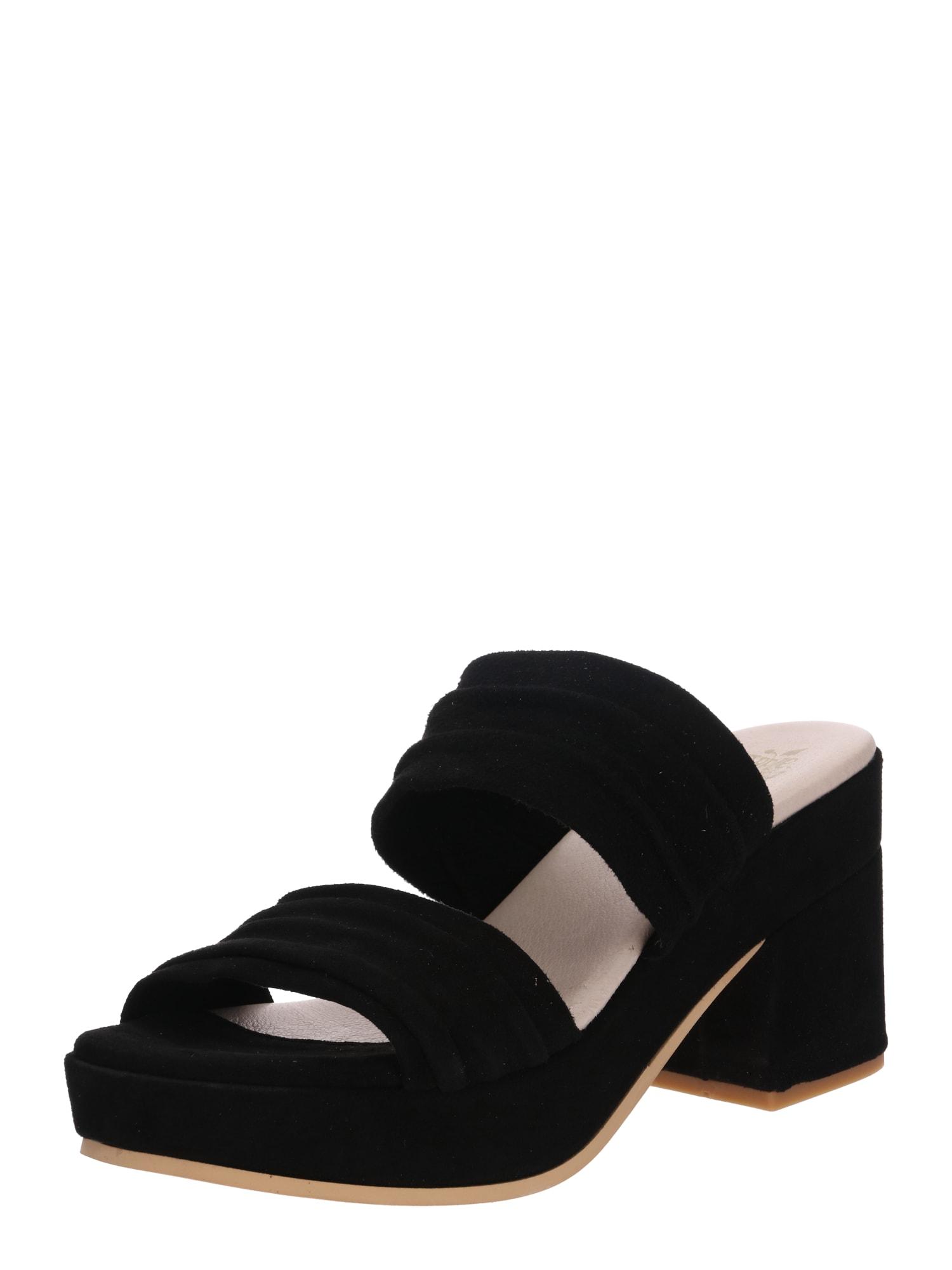 Sandály Blanca černá Apple Of Eden