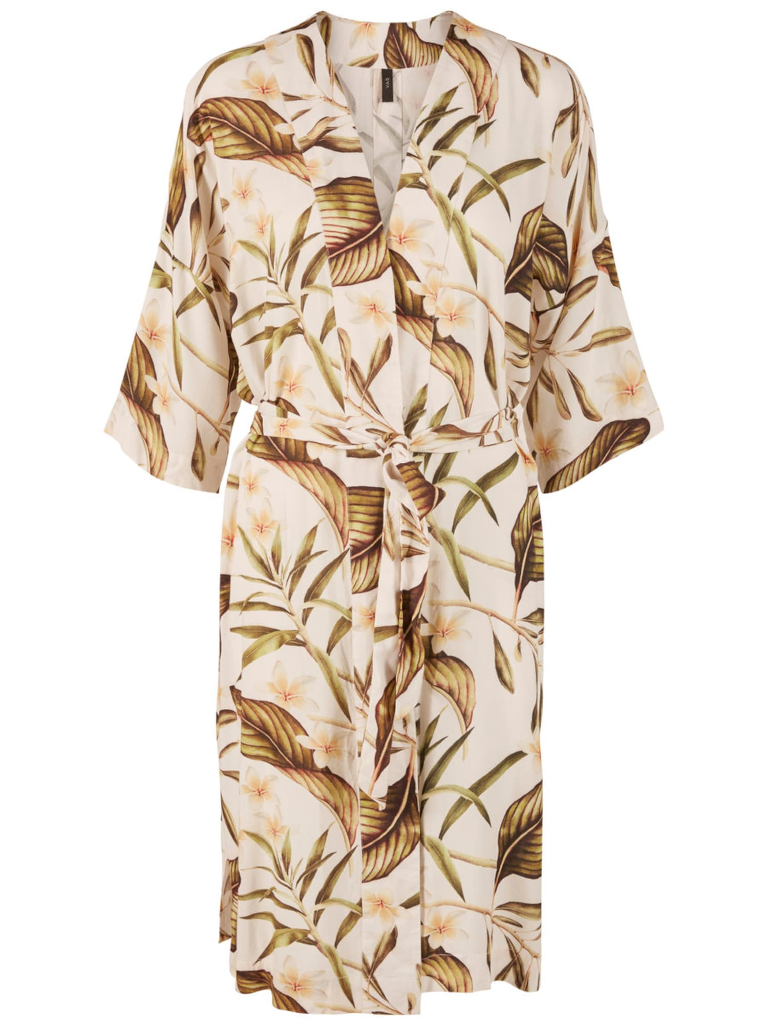 Y.A.S, Dames Kimono, beige