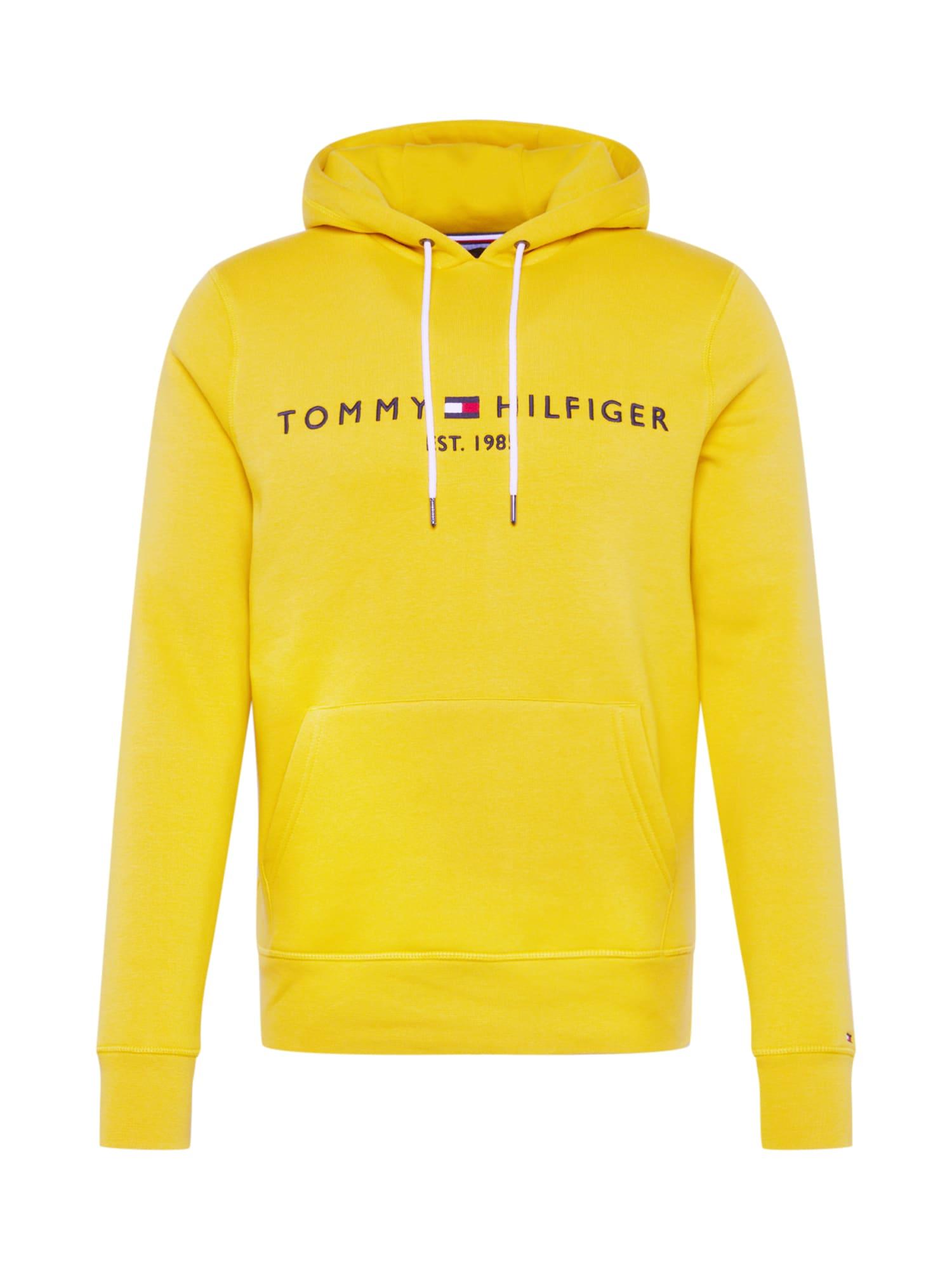 Mikina žlutá TOMMY HILFIGER