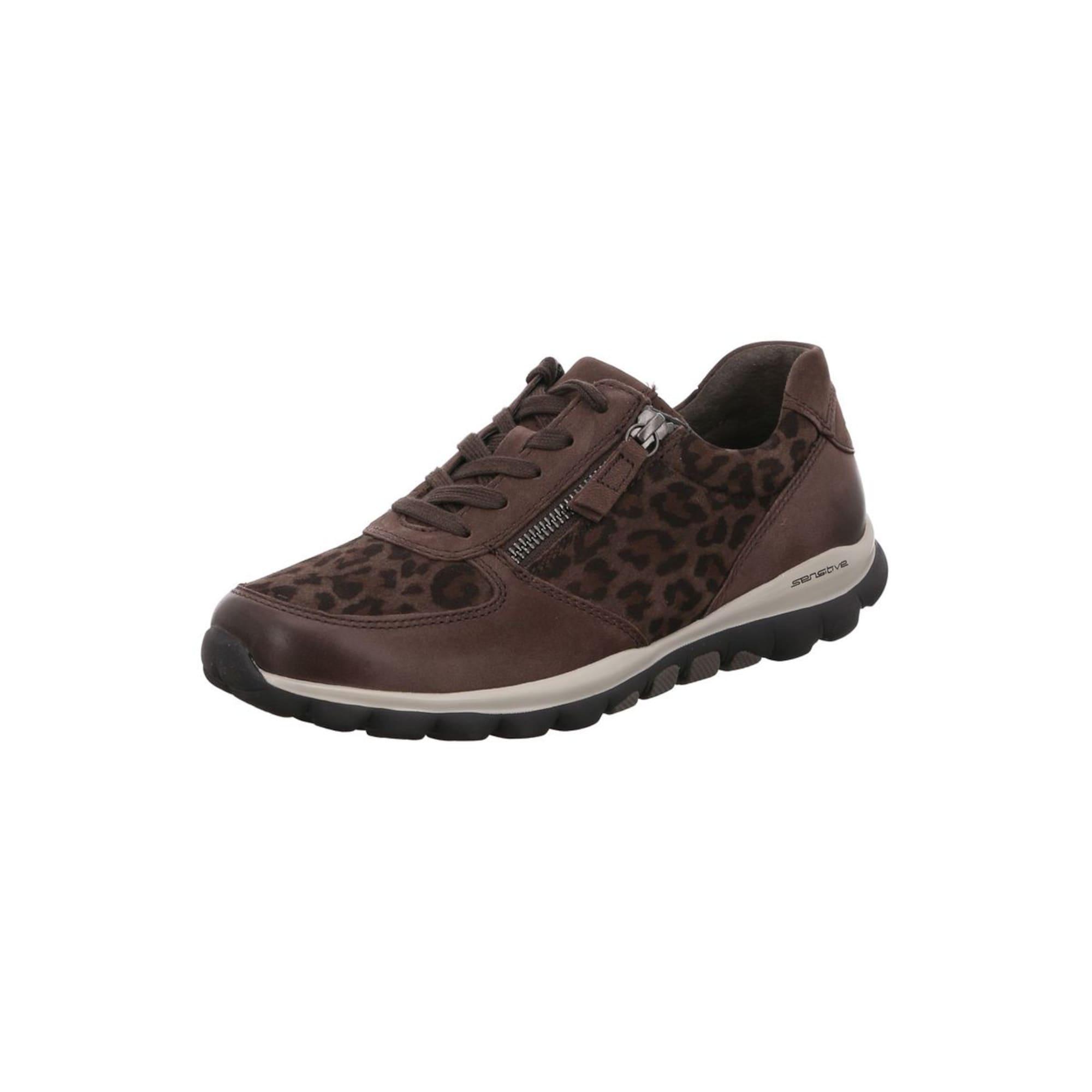 Schnürschuhe   Schuhe > Schnürschuhe   Dunkelbraun   Gabor