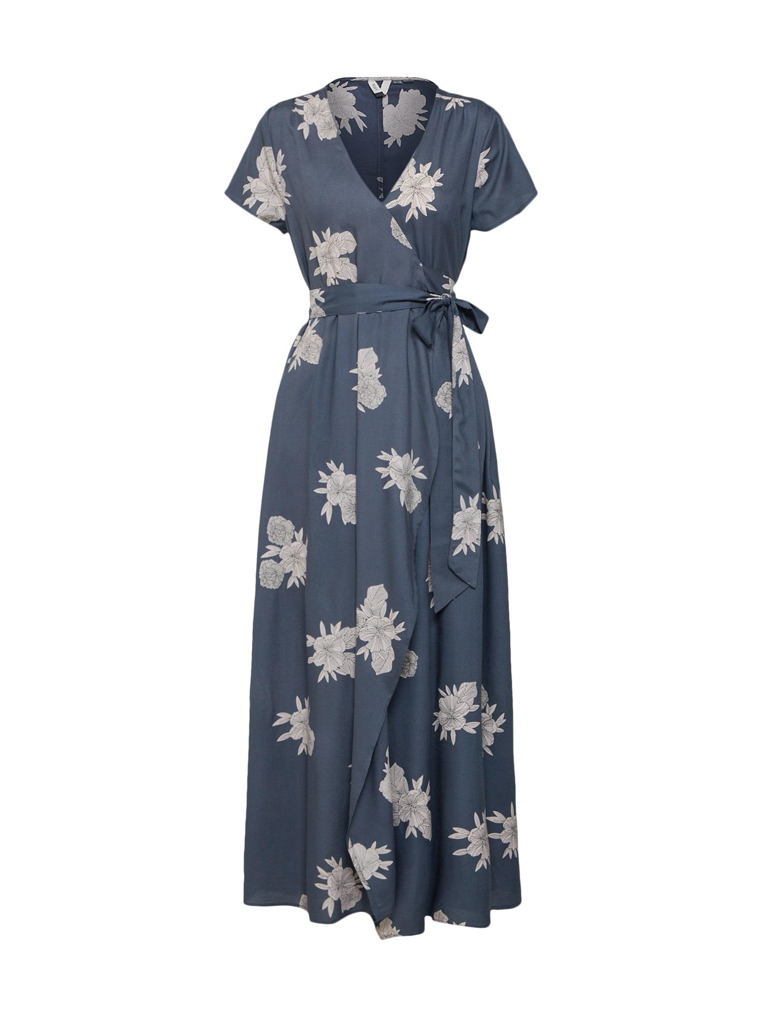 Letní šaty antracitová mix barev ROXY