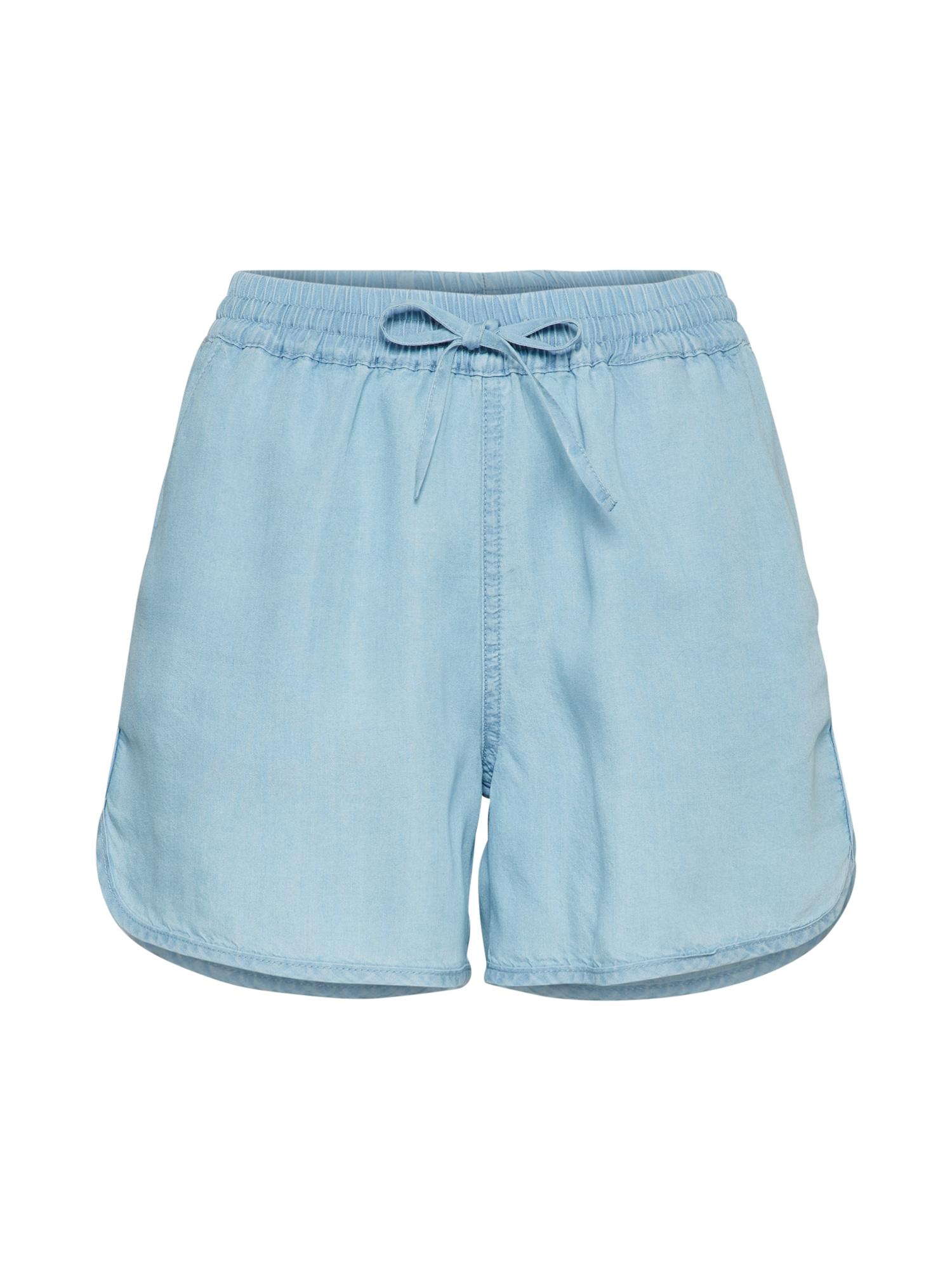 Kalhoty ENDI světlemodrá Noisy May