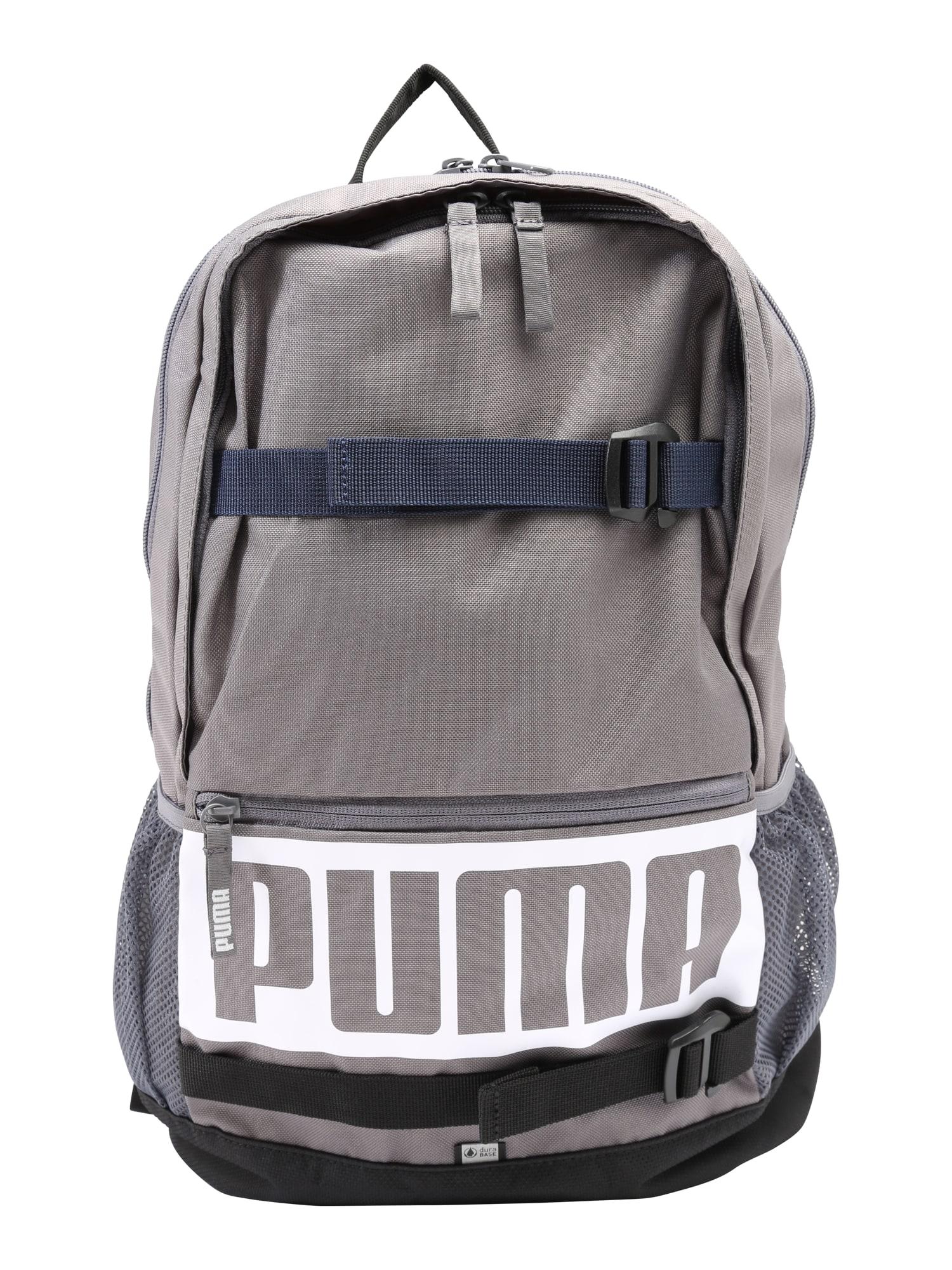 Sportovní batoh Deck tmavě šedá PUMA