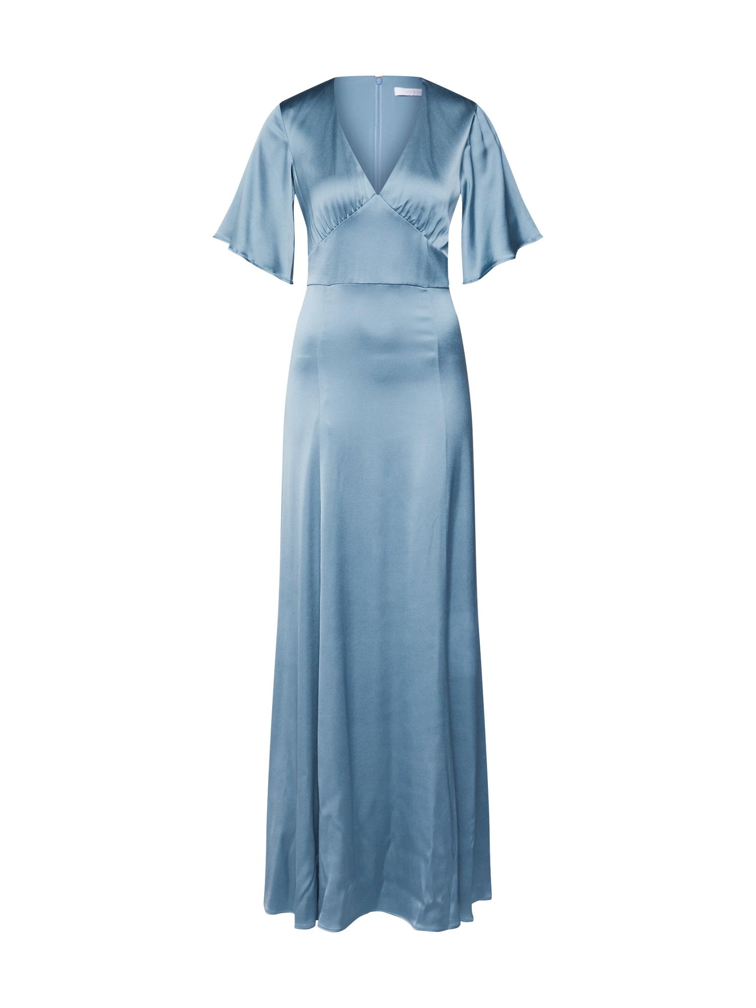 Společenské šaty Occasion modrá IVY & OAK