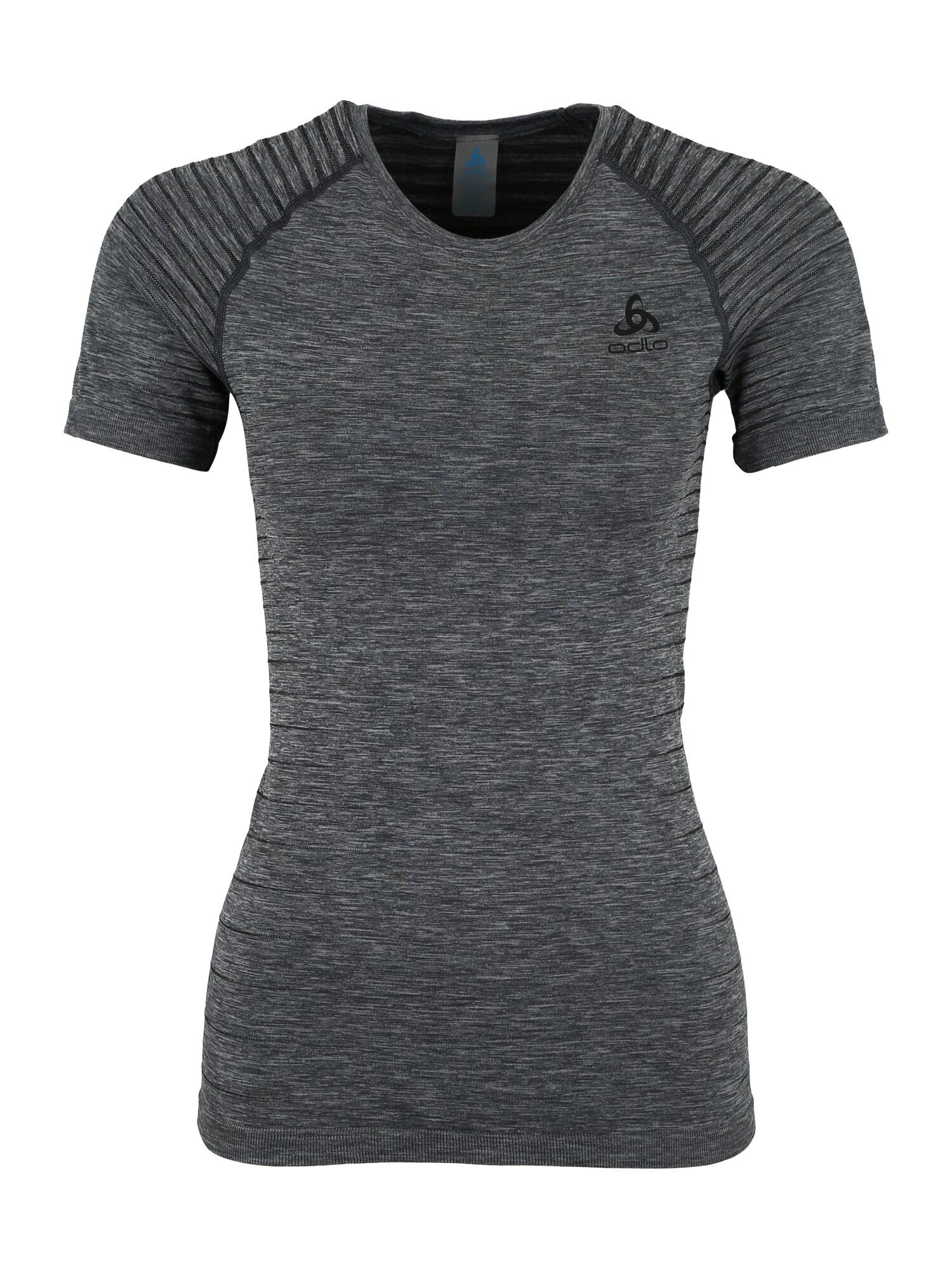 Funkční tričko Performance Light šedý melír ODLO
