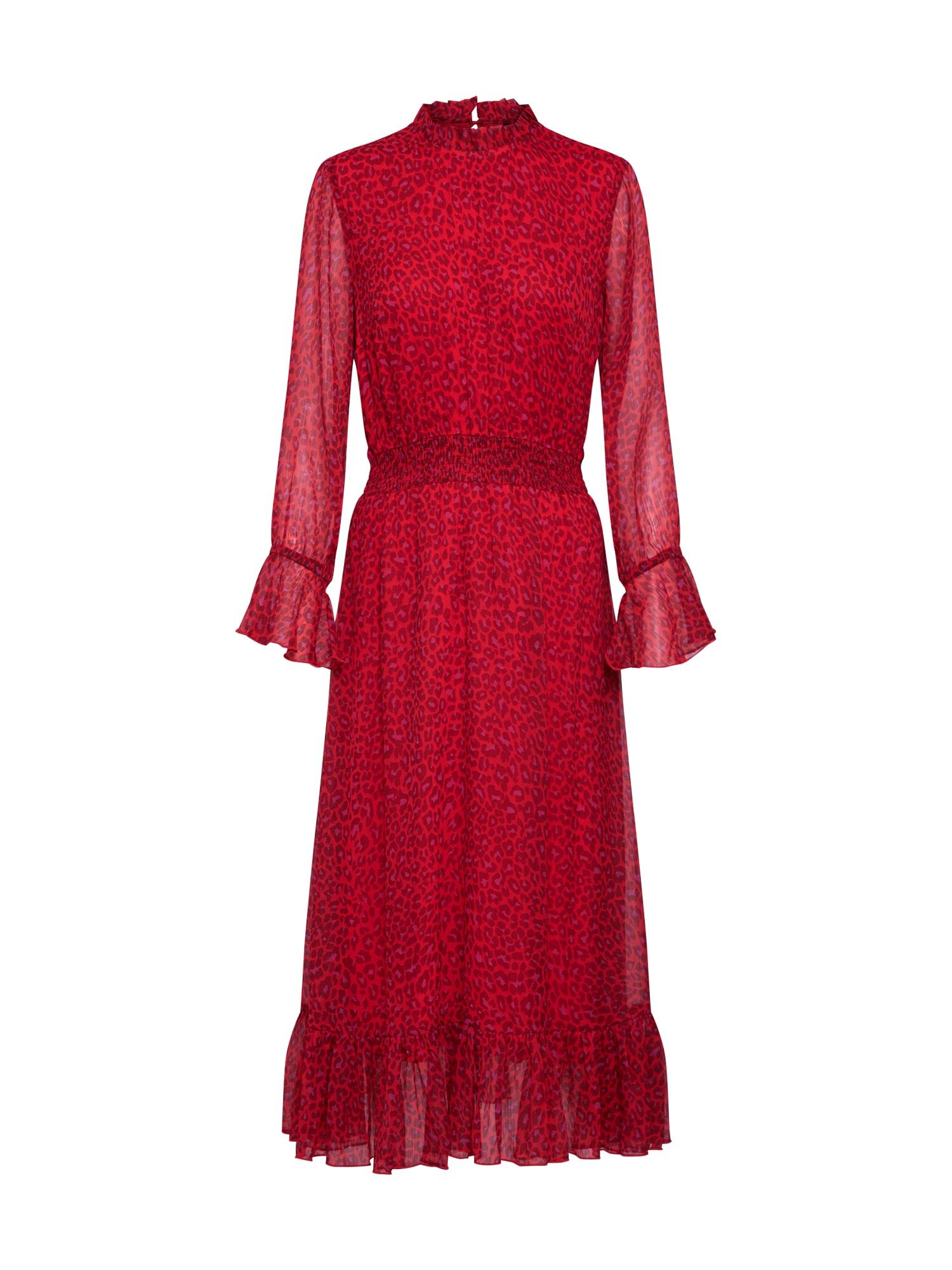 Společenské šaty Bianca 2 červená Desires