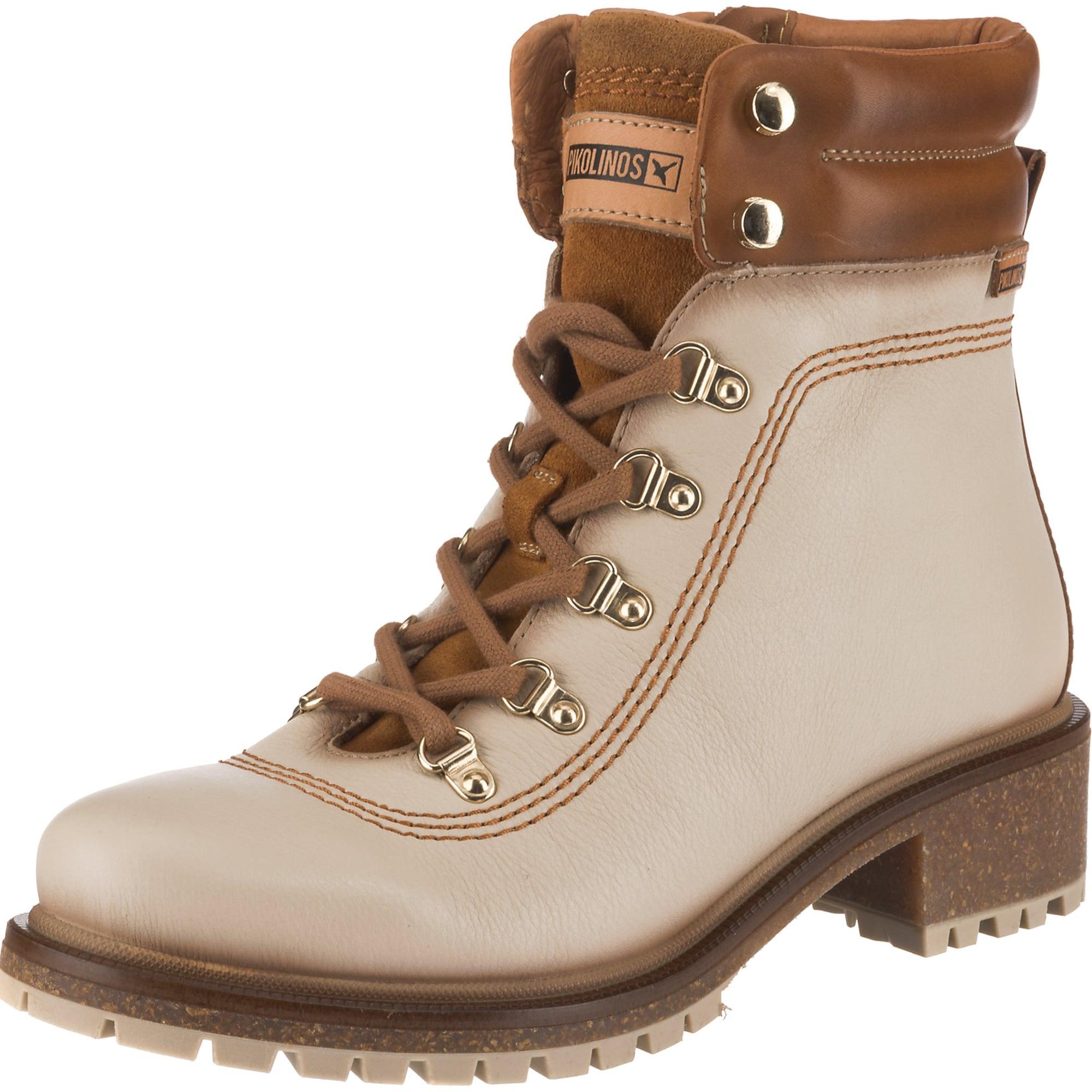 Schnürstiefeletten 'ASPE W9Z'   Schuhe > Stiefel > Schnürstiefel   PIKOLINOS