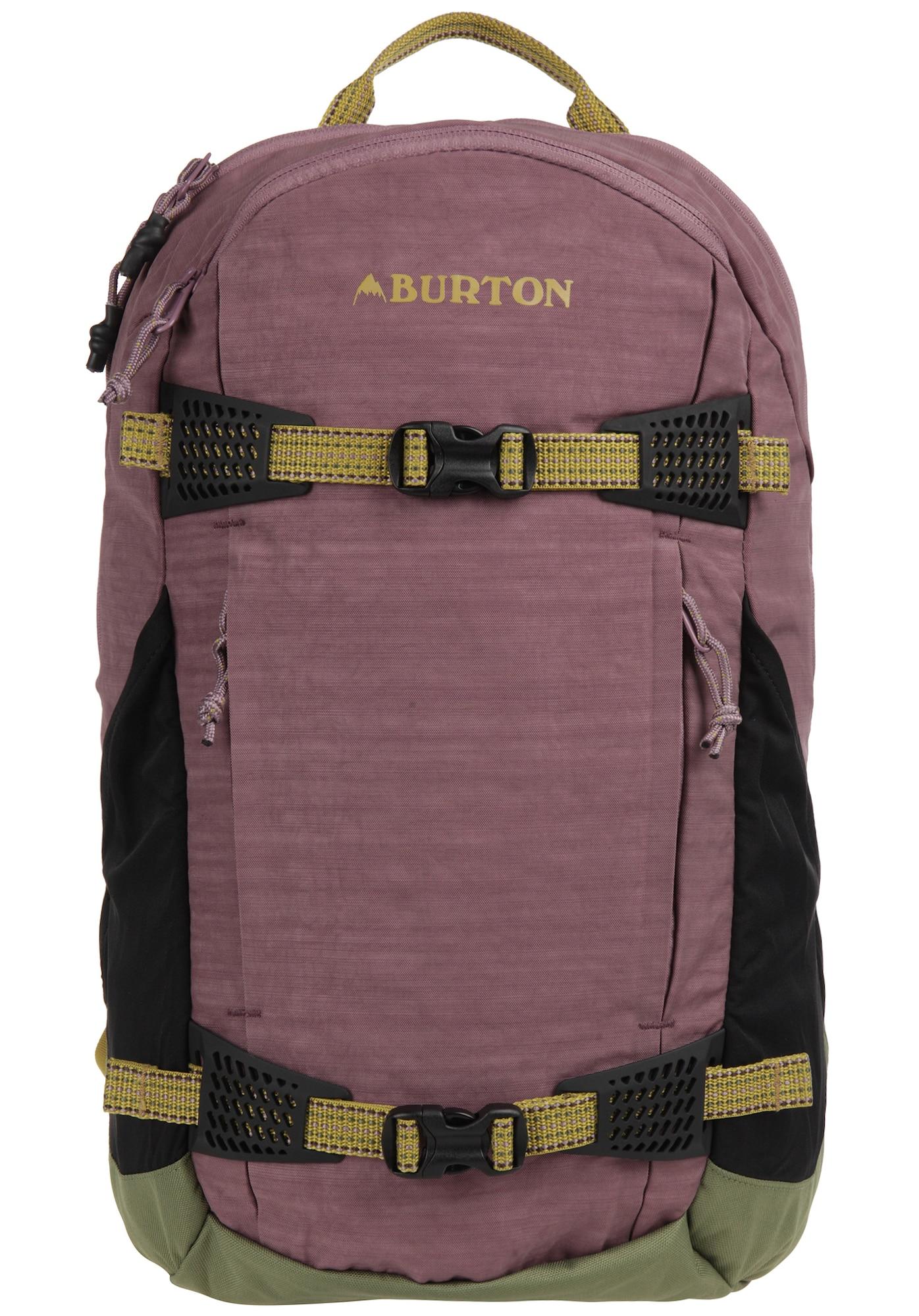 Sportovní batoh Womens Day Hiker 25L Backpack hořčicová khaki bobule BURTON