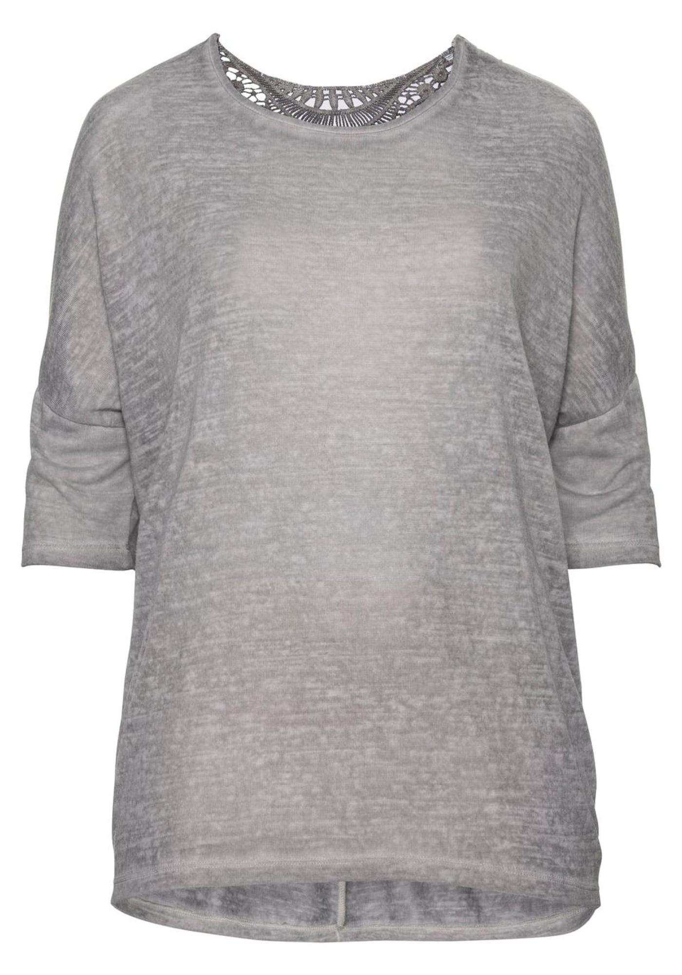 Longpullover | Bekleidung > Pullover > Longpullover | SHEEGO