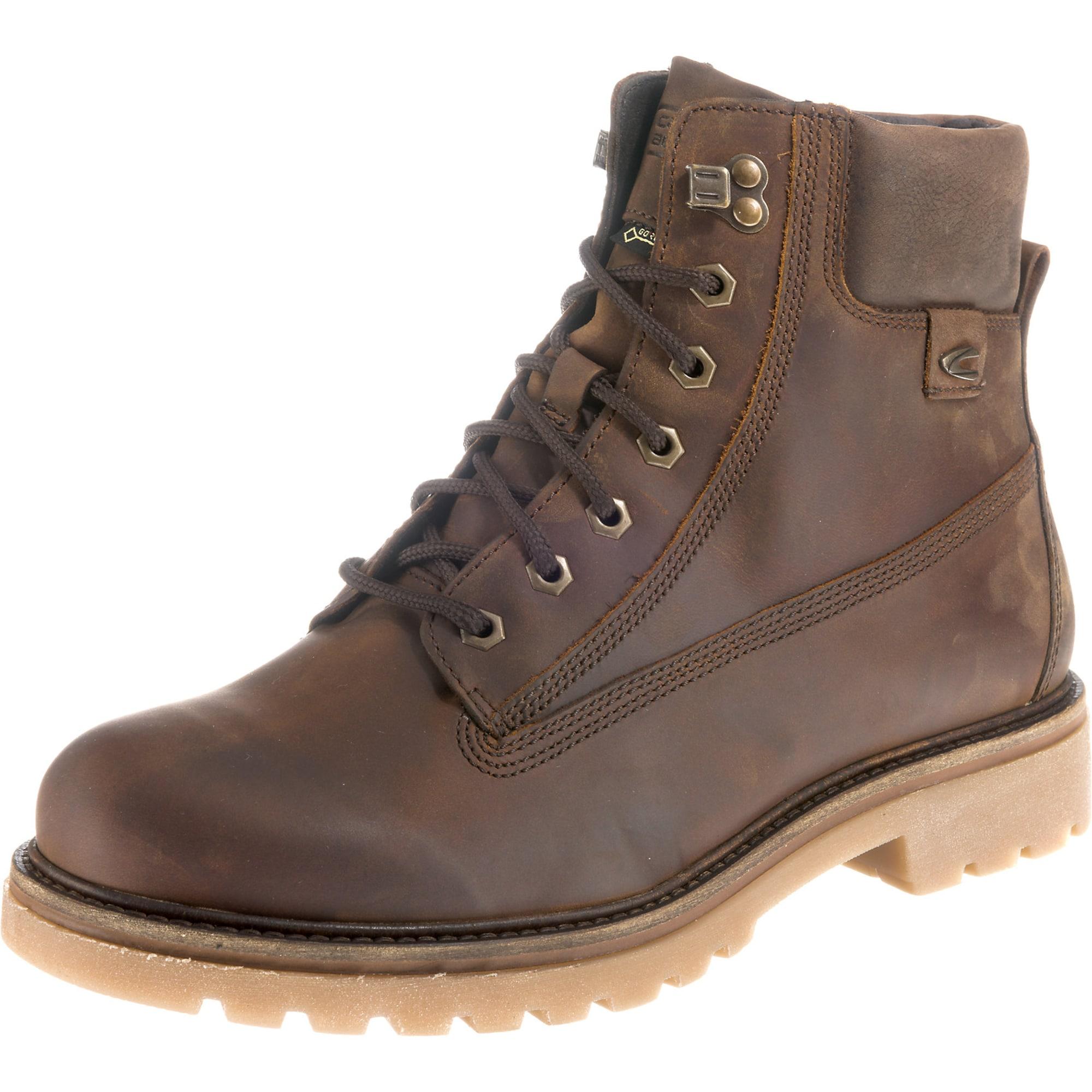 Winterstiefel 'Canberra GTX 11' | Schuhe > Boots > Winterstiefel | Mokka | camel active