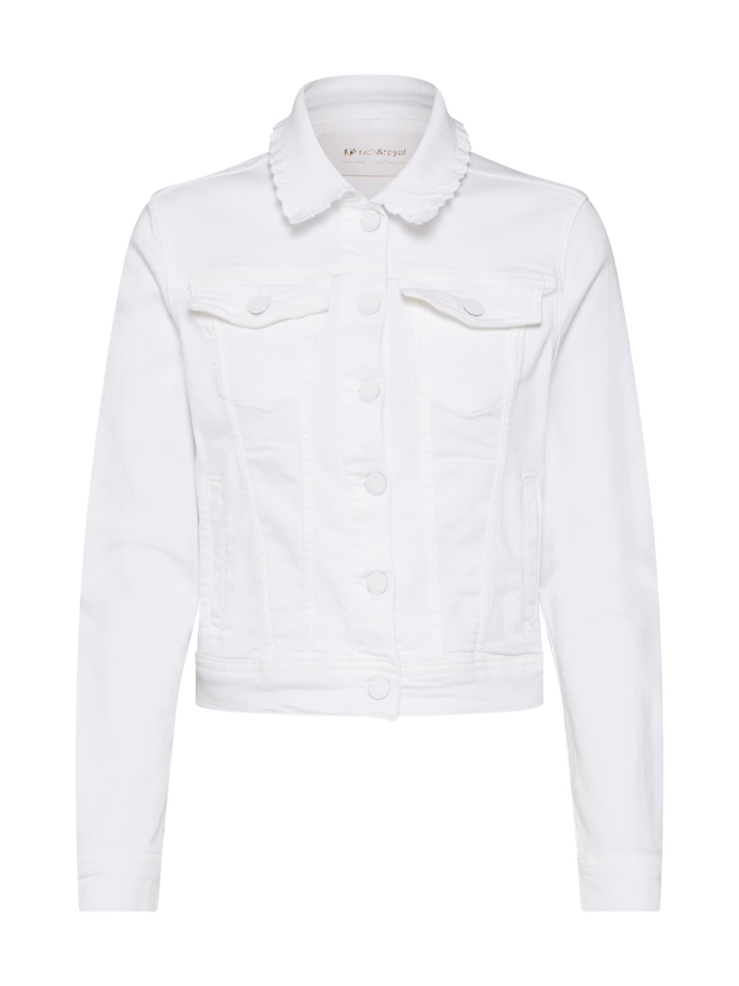 Přechodná bunda bílá Rich & Royal