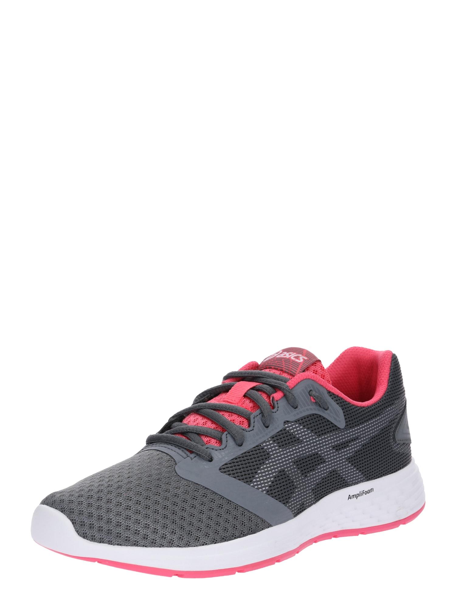 Běžecká obuv PATRIOT 10 šedá pink ASICS