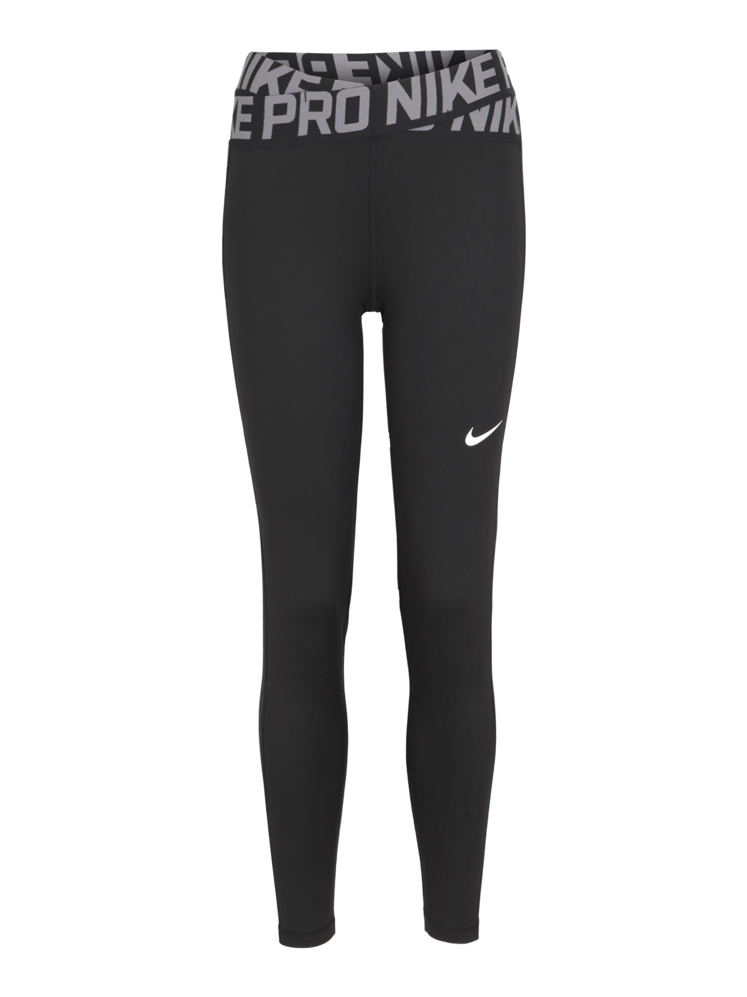 Sportovní kalhoty CROSSOVER černá NIKE