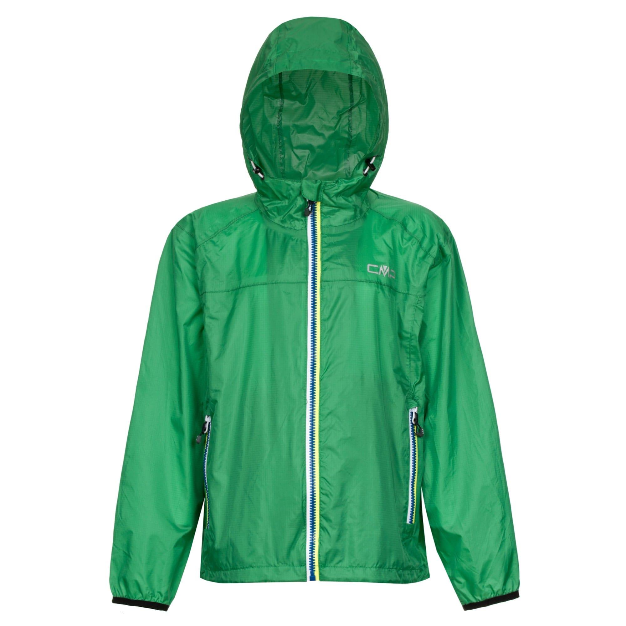 Přechodná bunda Fix Hood zelená CMP