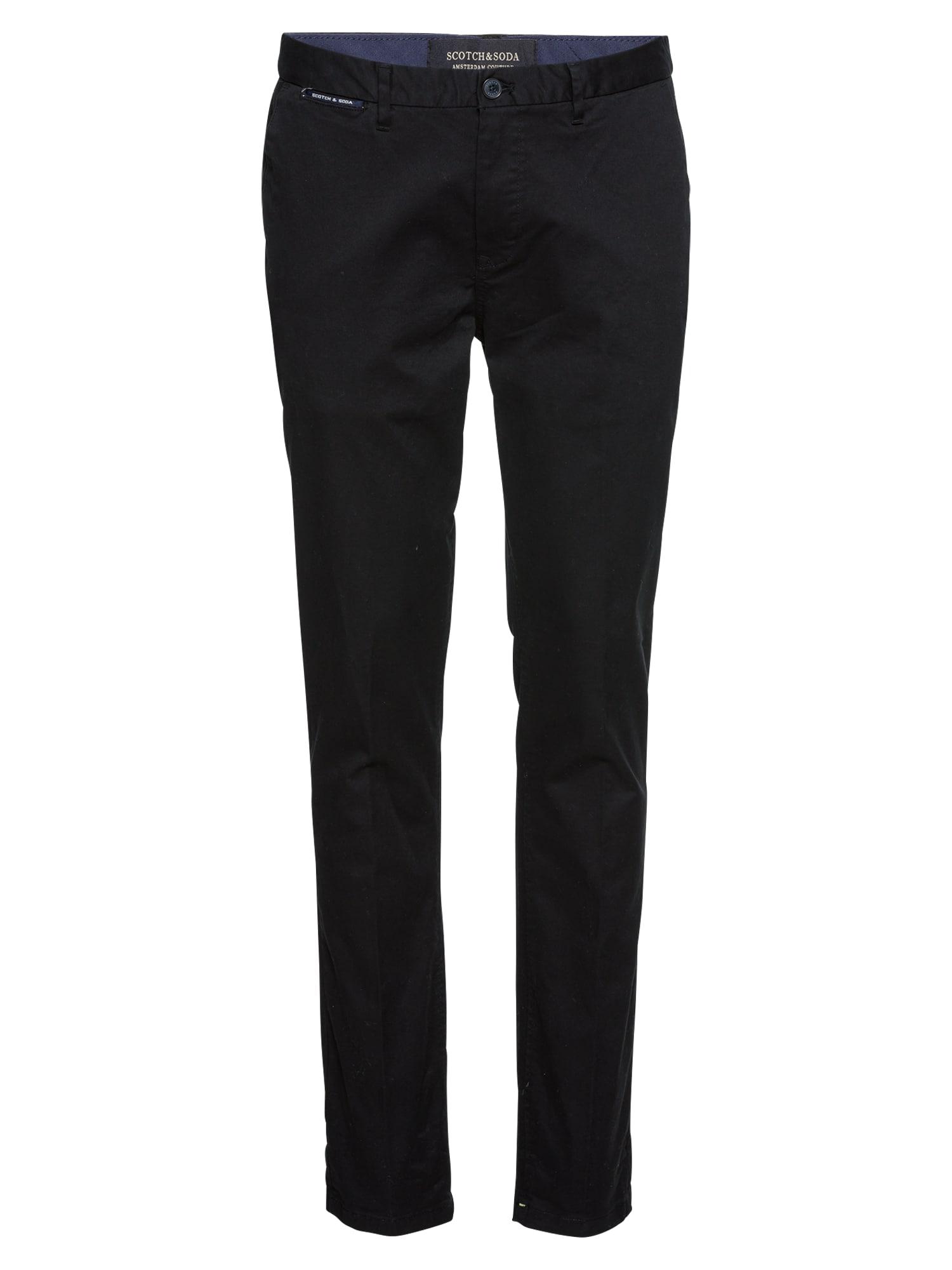 Kalhoty Stuart černá SCOTCH & SODA