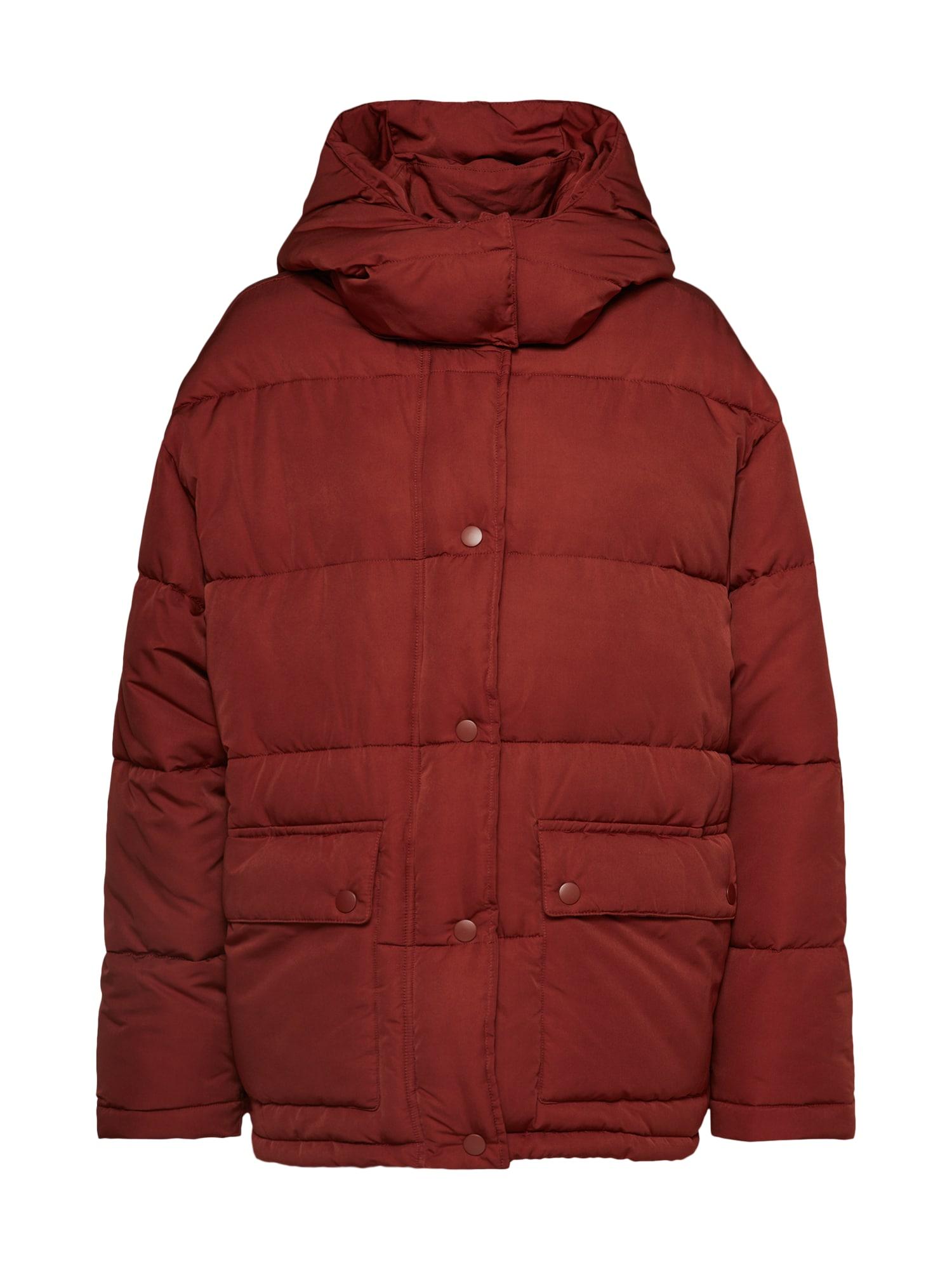 Zimní bunda Elaine červená EDITED