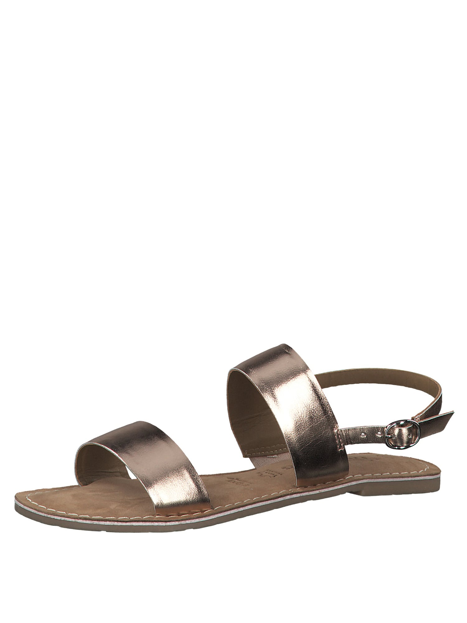 Sandály zlatá TAMARIS