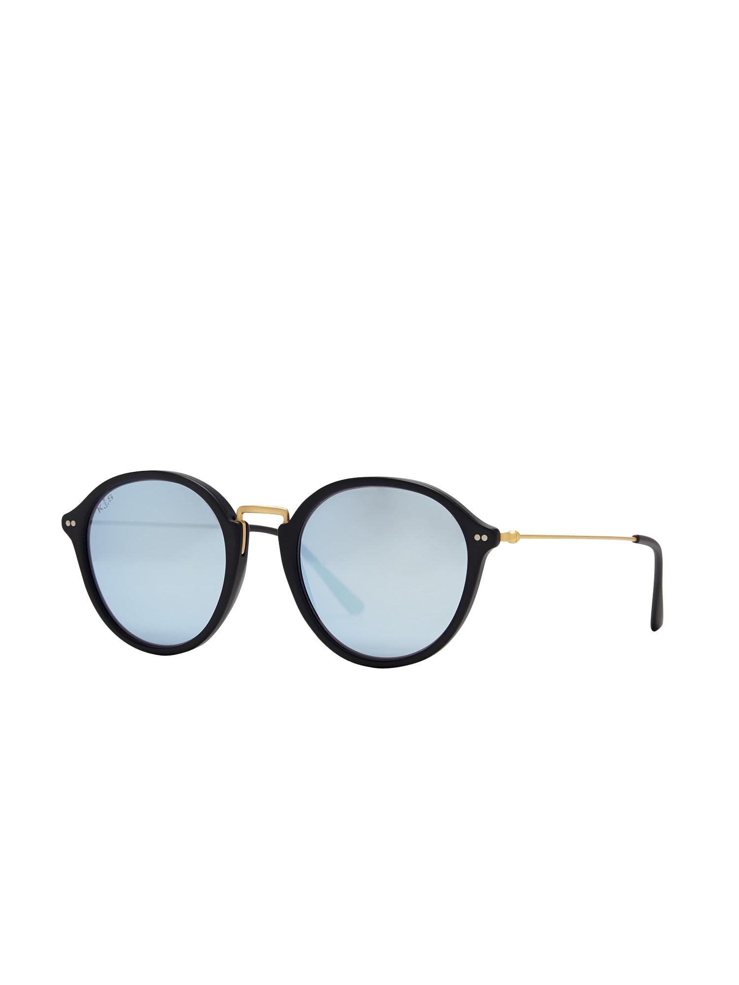Sluneční brýle Maui modrá černá Kapten & Son