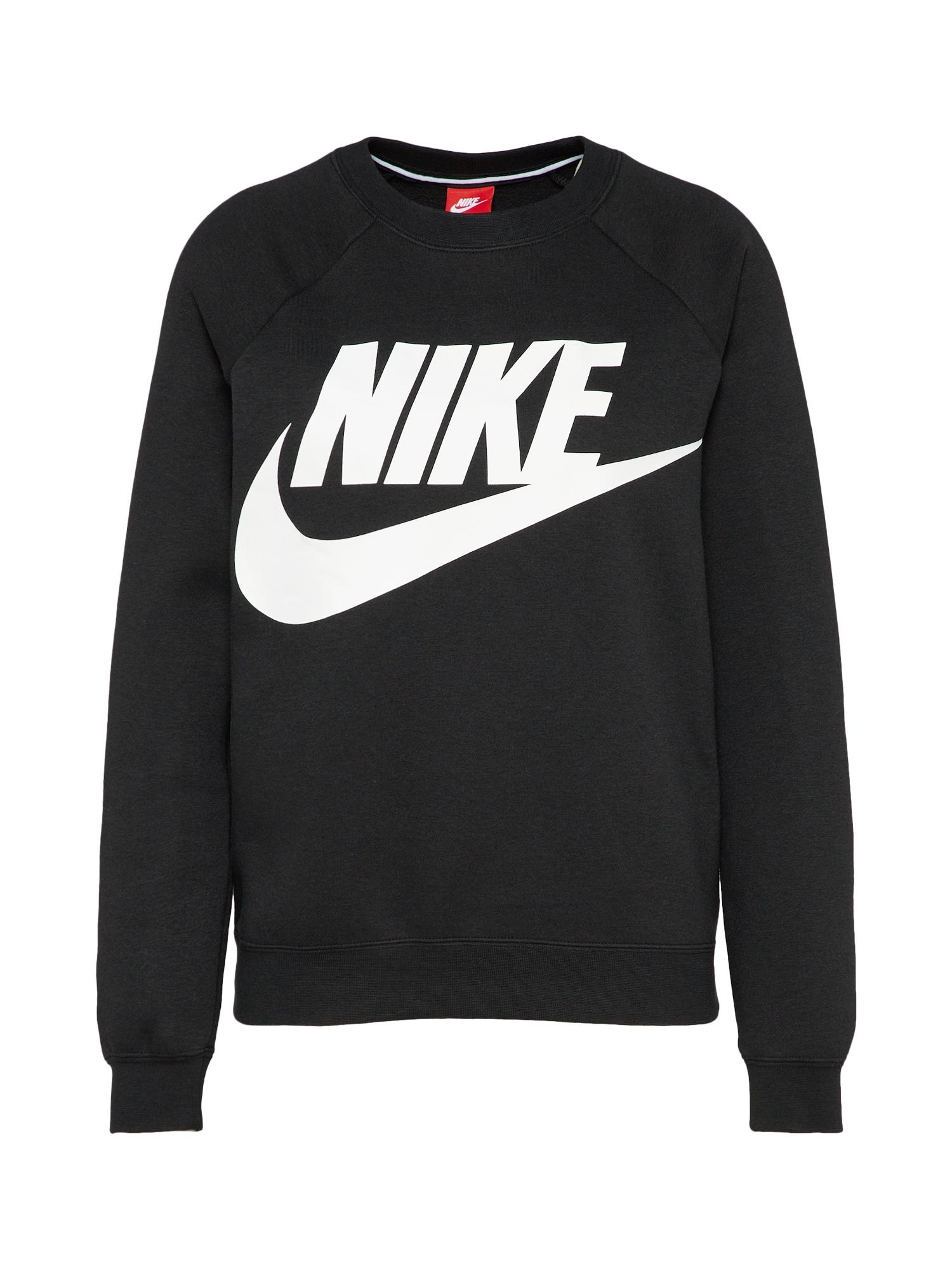 Mikina RALLY černá Nike Sportswear