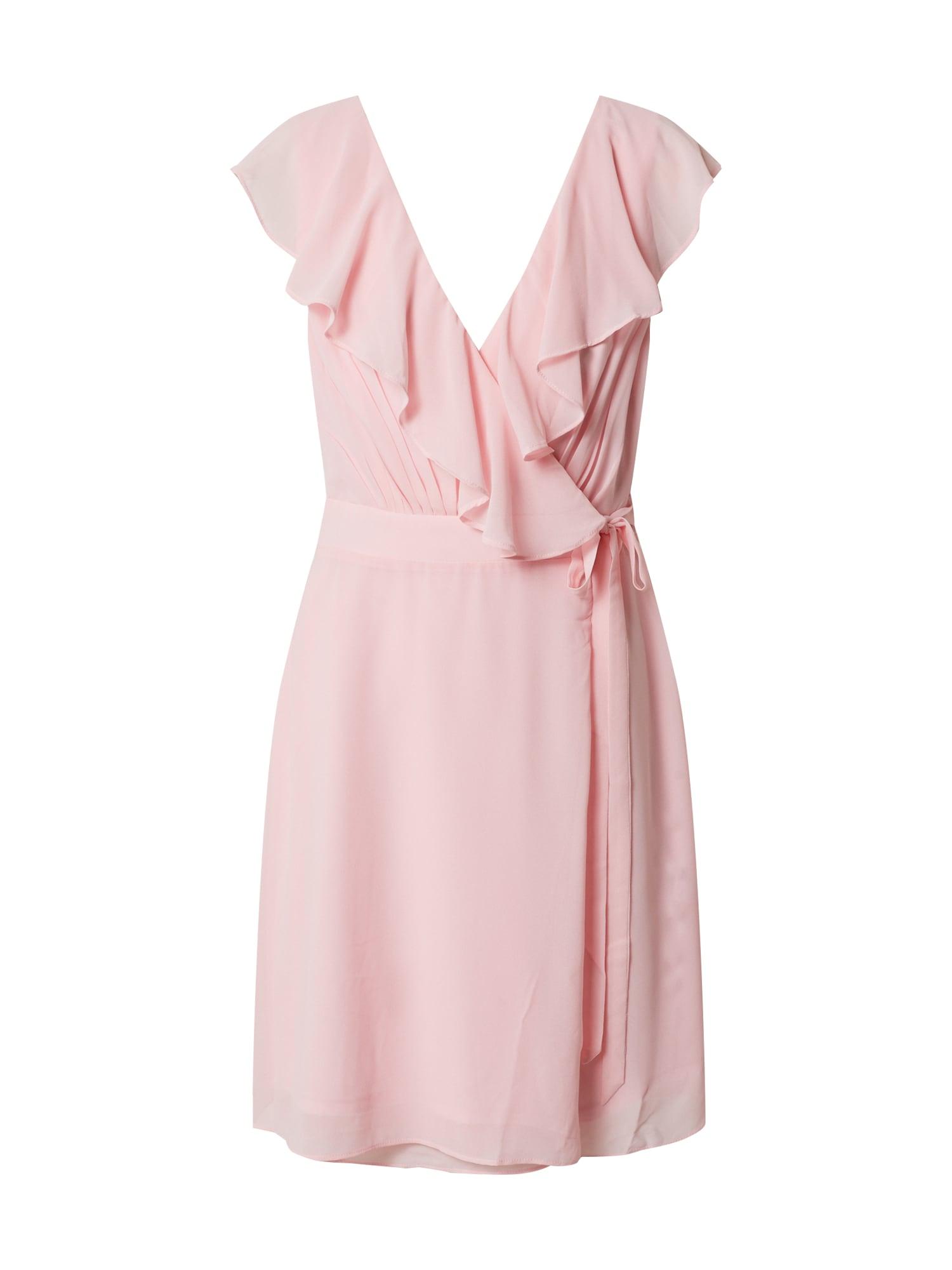 TFNC Koktejlové šaty 'Janean'  pink