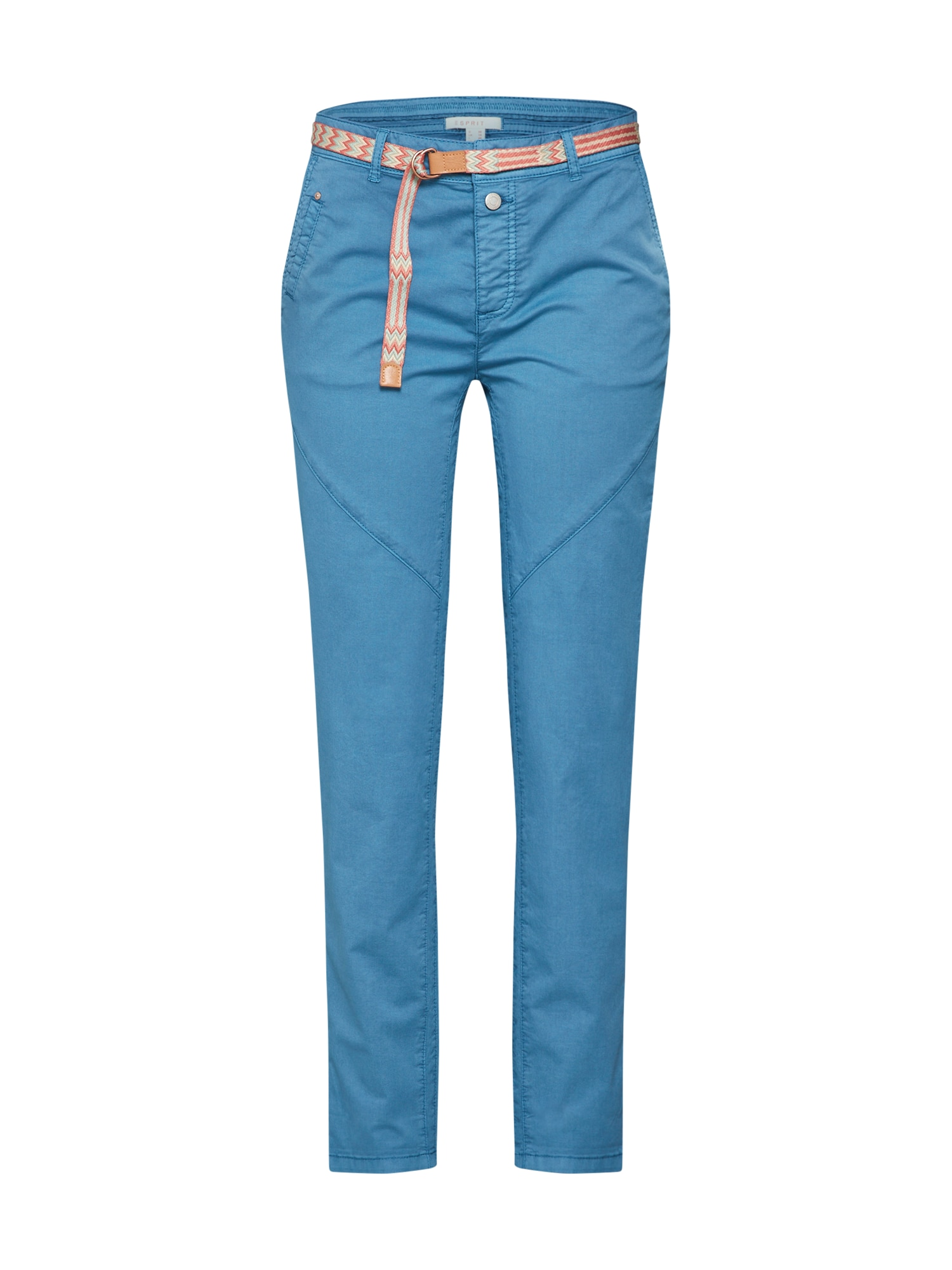 Chino kalhoty modrá ESPRIT