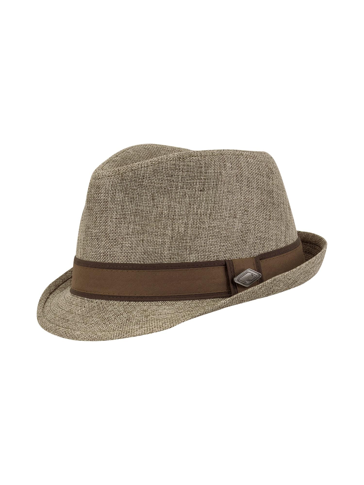 Klobouk Sacramento Hat hnědá Chillouts