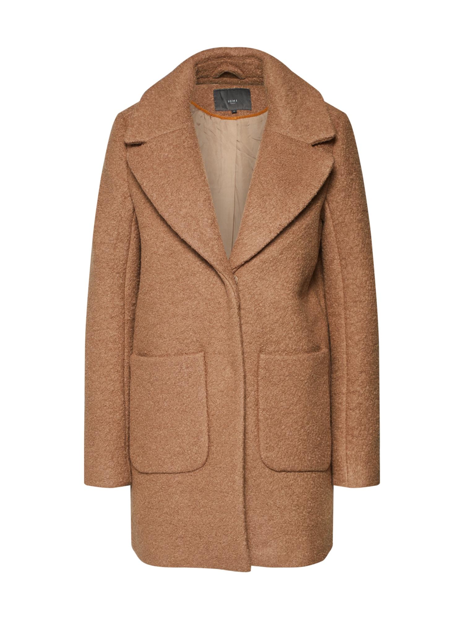Přechodný kabát velbloudí ICHI