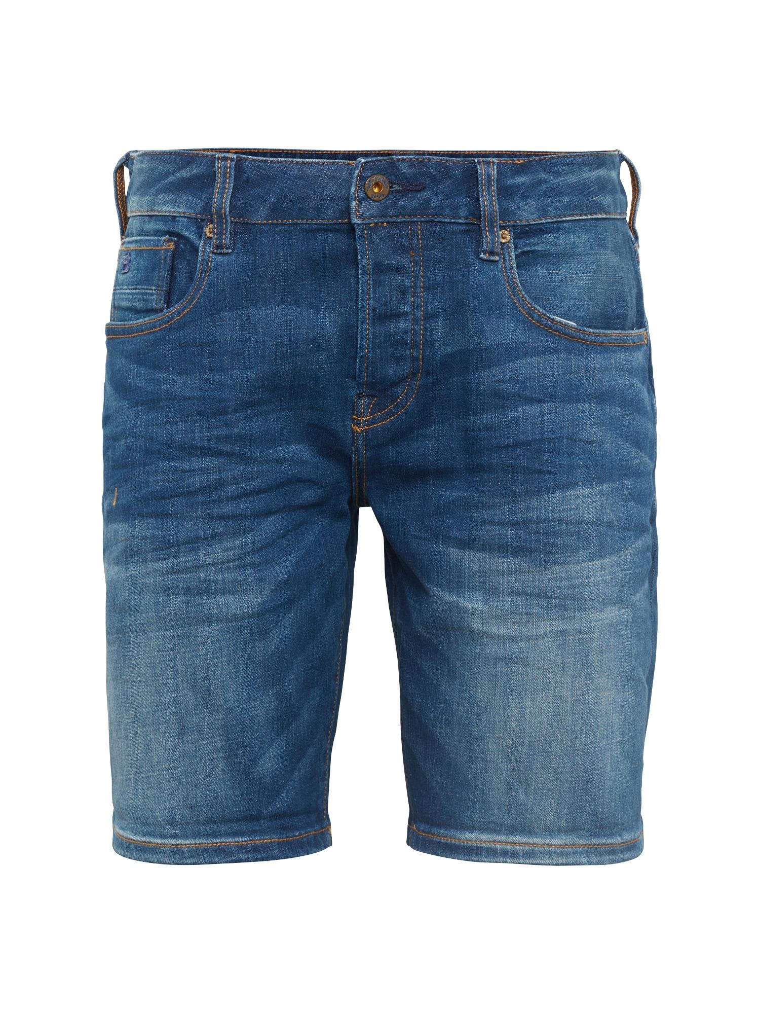 SCOTCH  and  SODA Heren Jeans Ralston Shorts Kimono Yes blauw denim