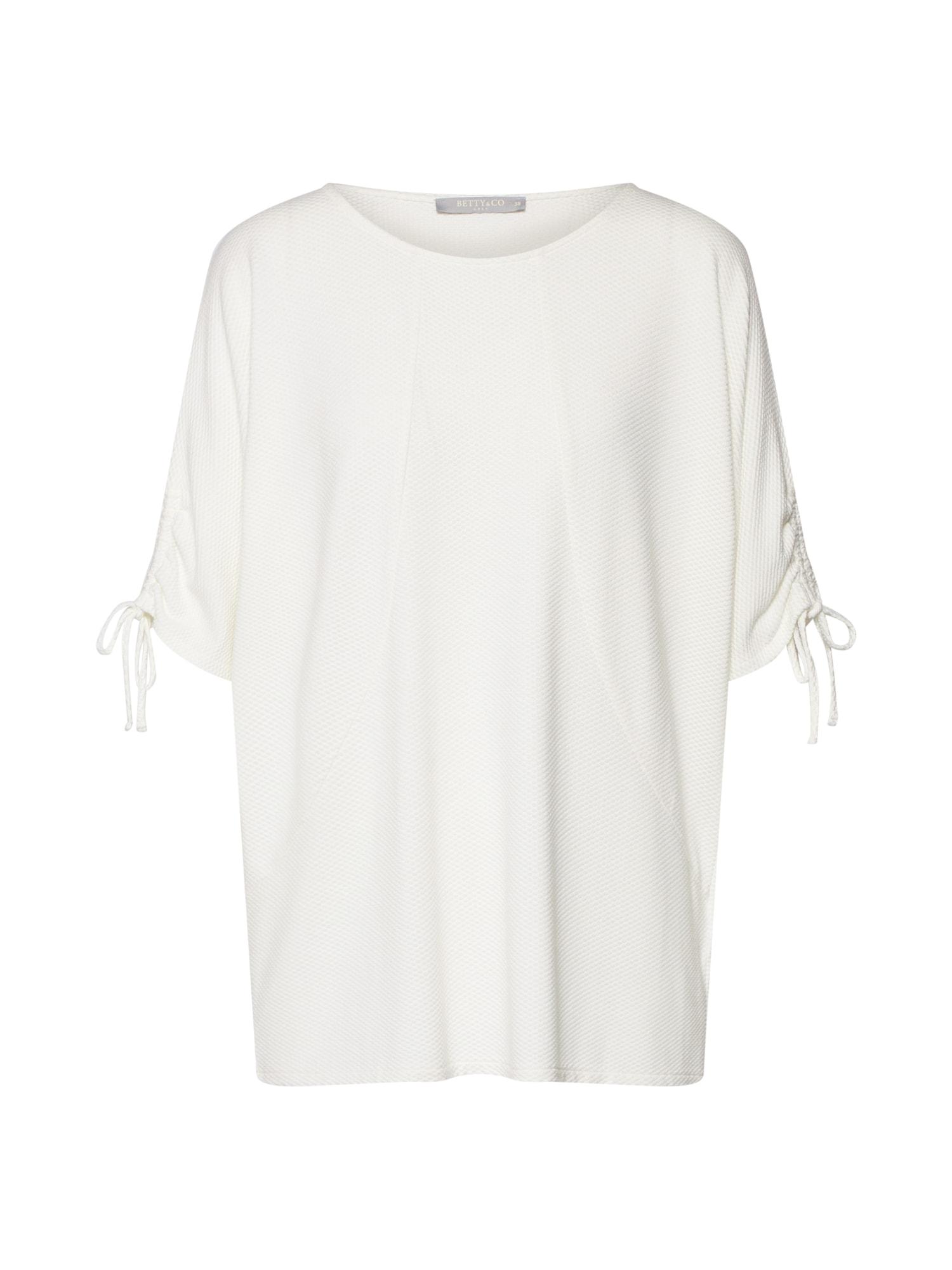 Tričko bílá Betty & Co