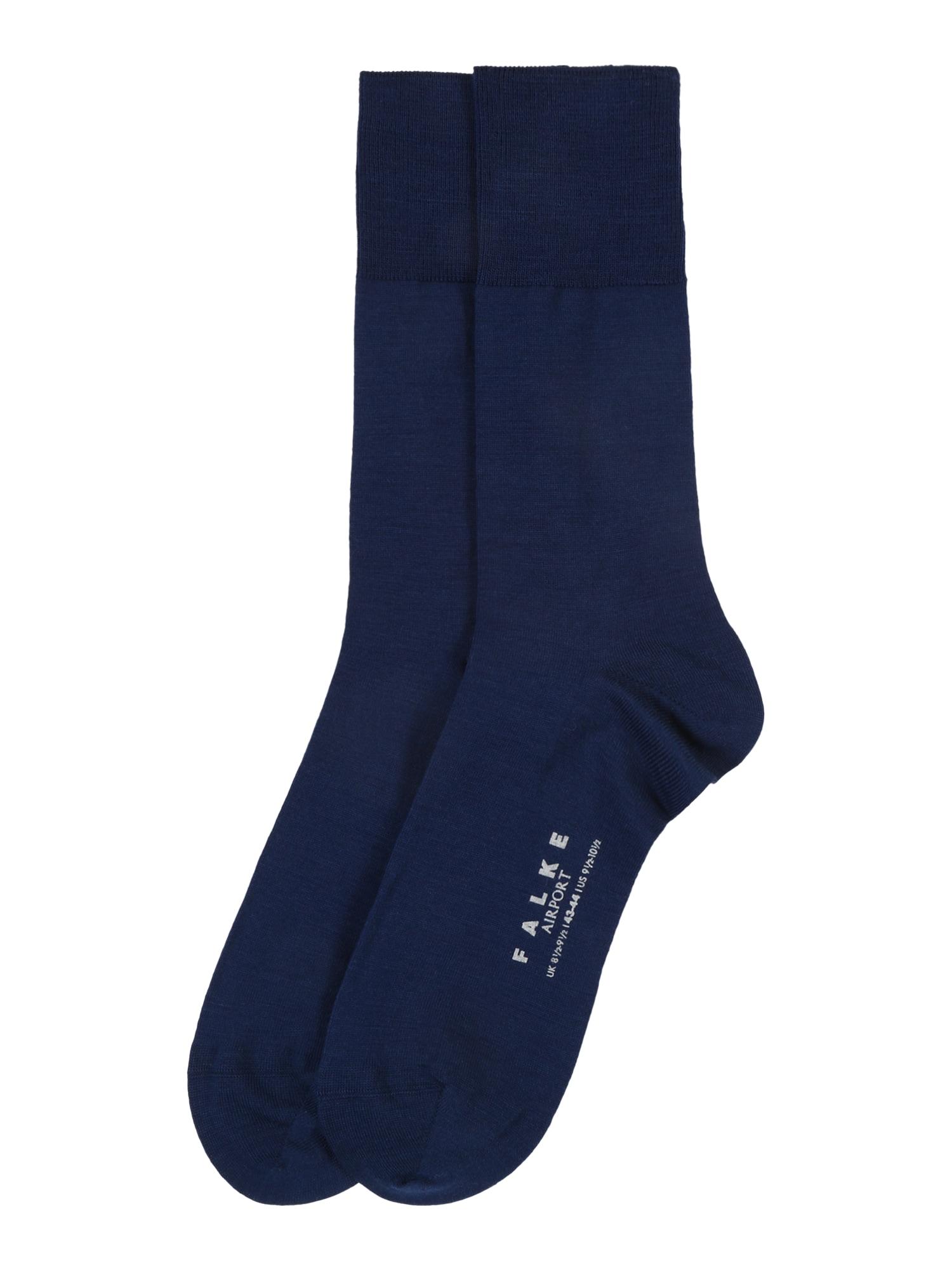 Ponožky Airport námořnická modř FALKE