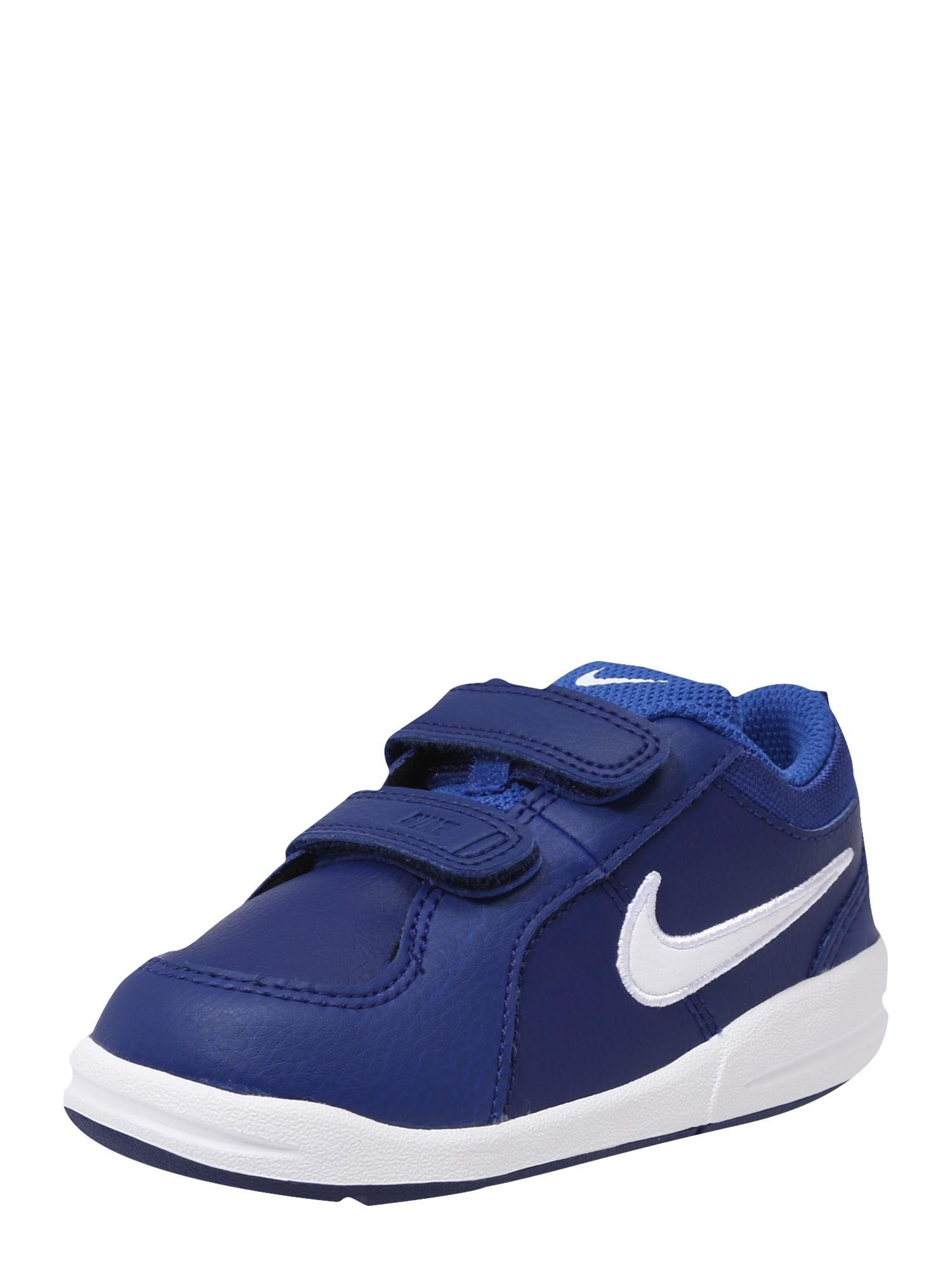 Tenisky Nike Pico 4 královská modrá bílá Nike Sportswear