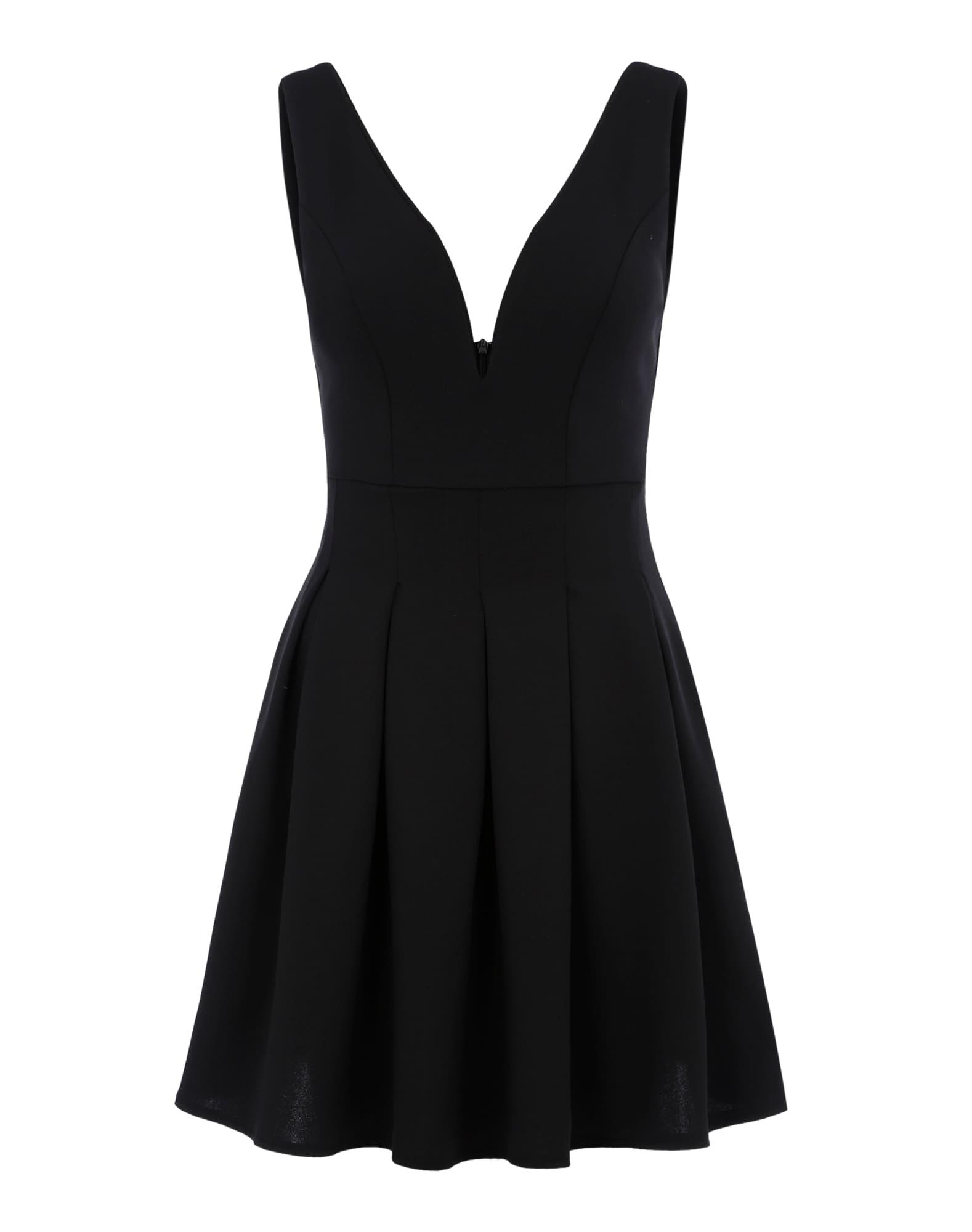 Koktejlové šaty černá WAL G.