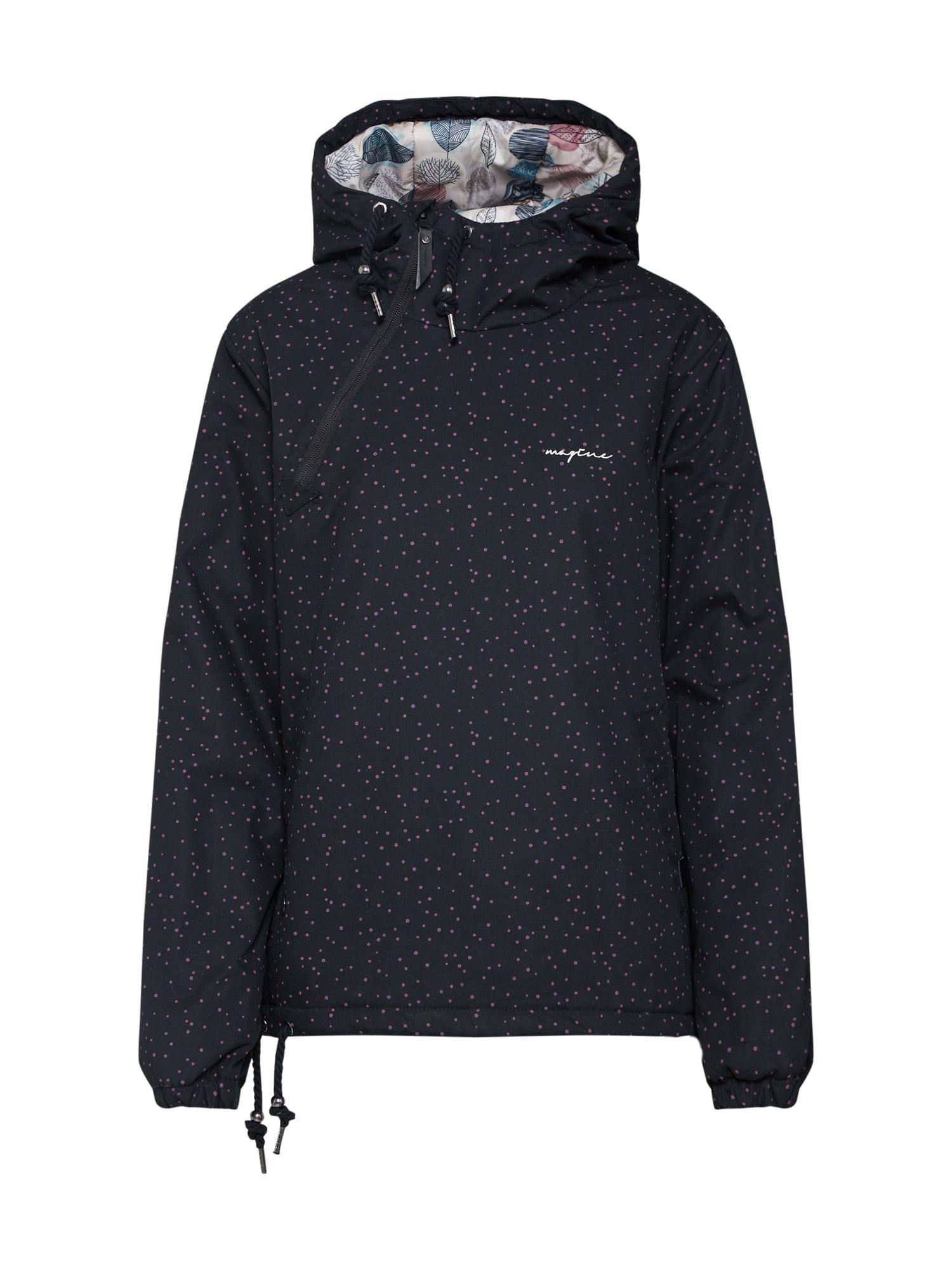 Zimní bunda černá Mazine