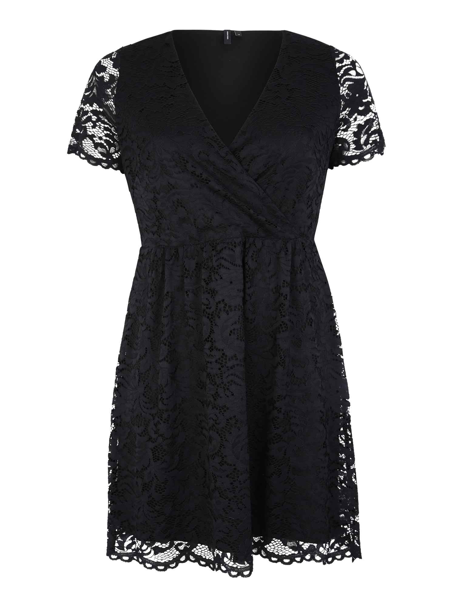 Vero Moda Curve Sukienka koktajlowa 'Dora'  czarny