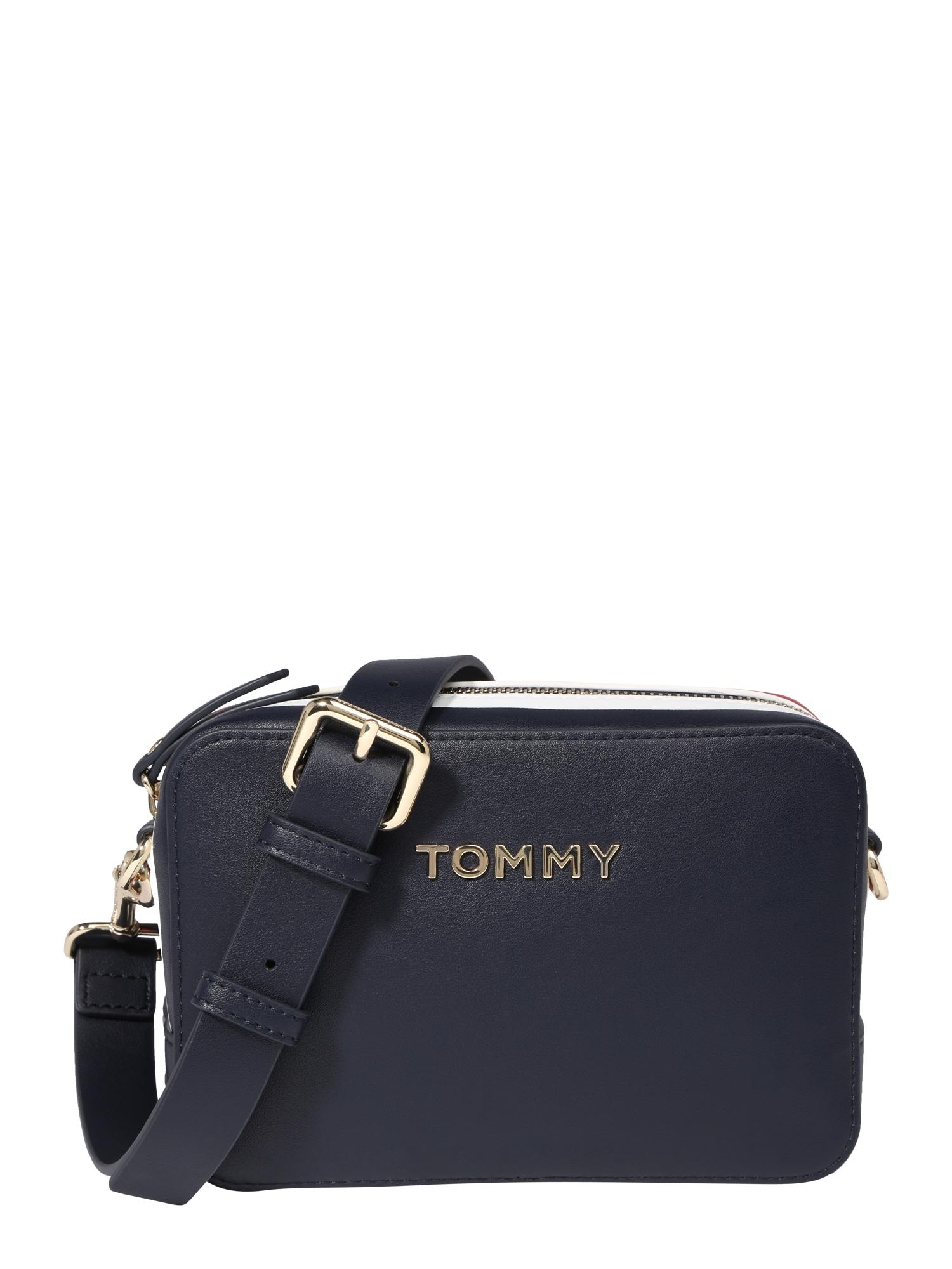 Taška přes rameno TH Corporate Crossover tmavě modrá TOMMY HILFIGER