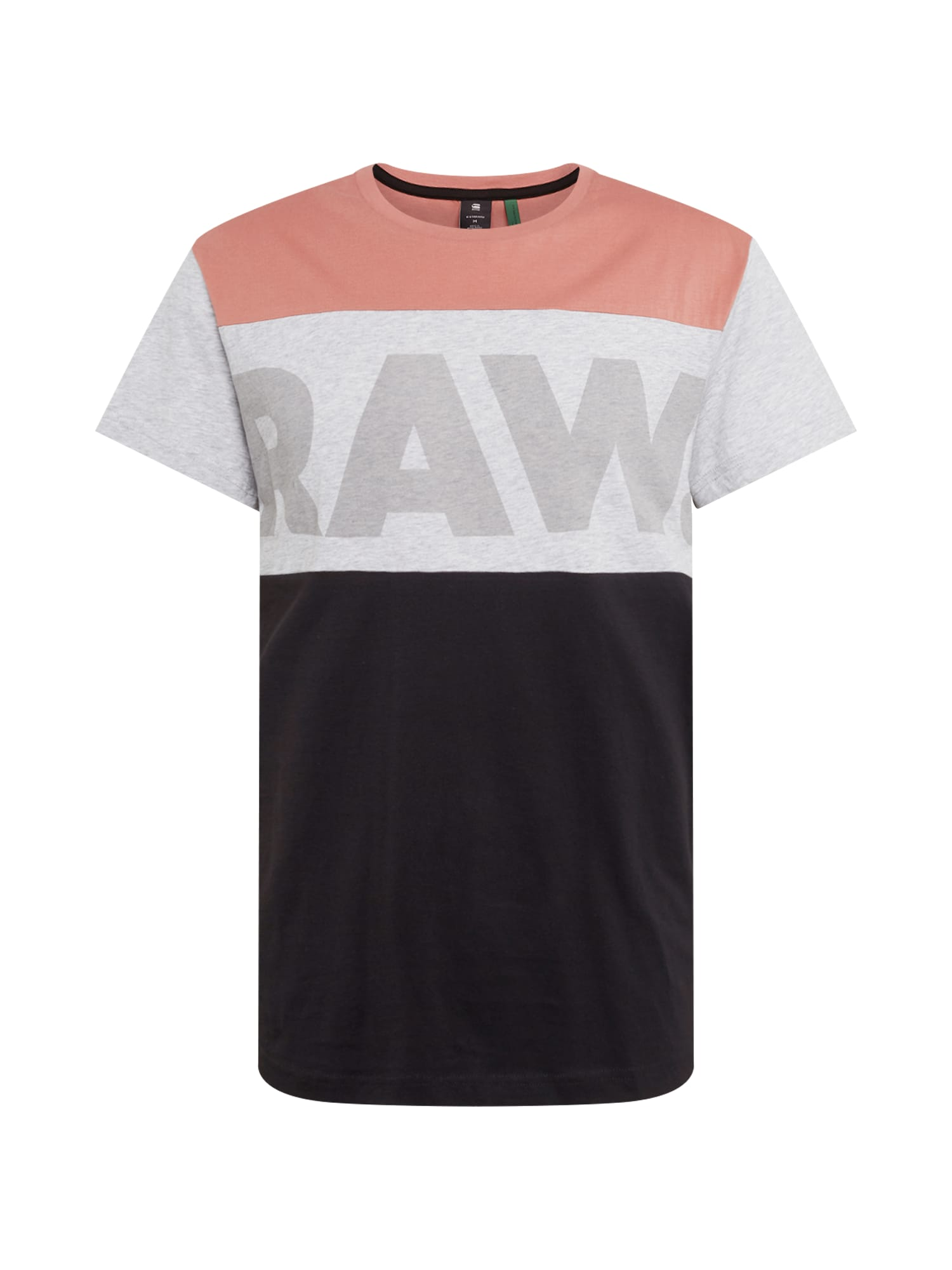 Tričko Starkon graphic loose r t ss růžová černá G-STAR RAW