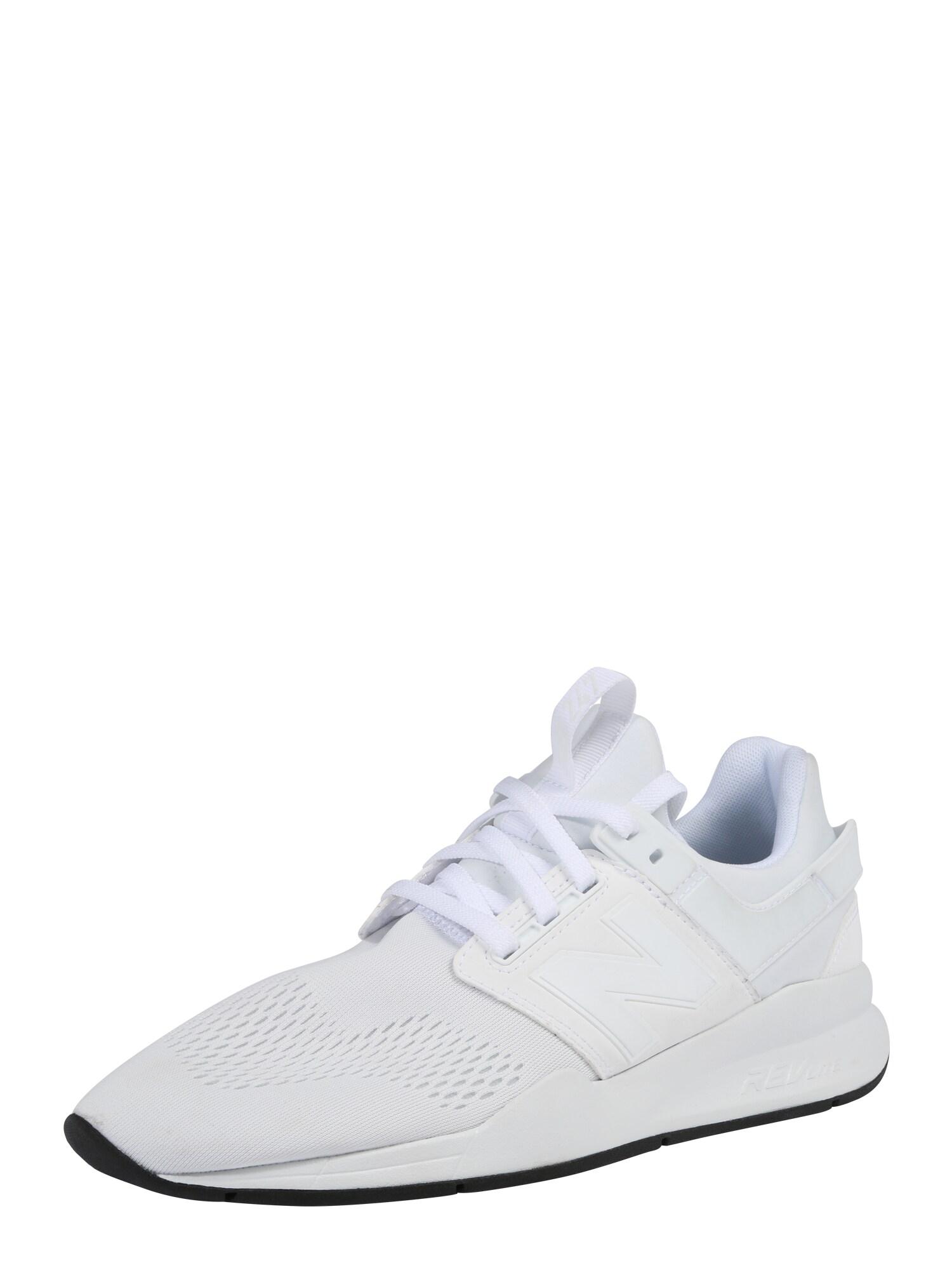 New Balance, Heren Sneakers laag 'MS247', wit