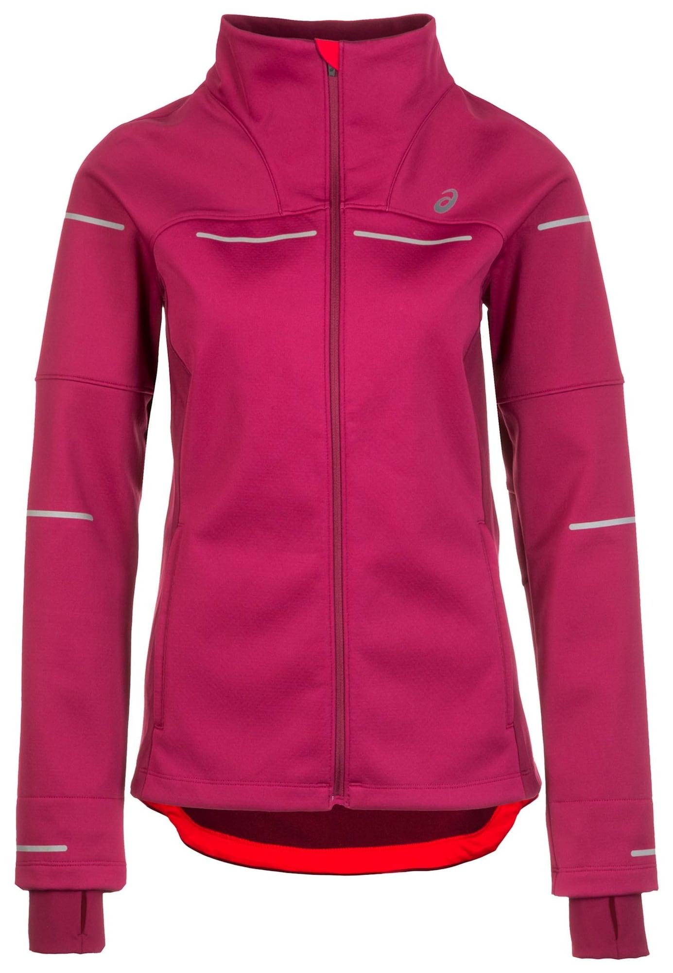 Outdoorová bunda LITE-SHOW pink ASICS