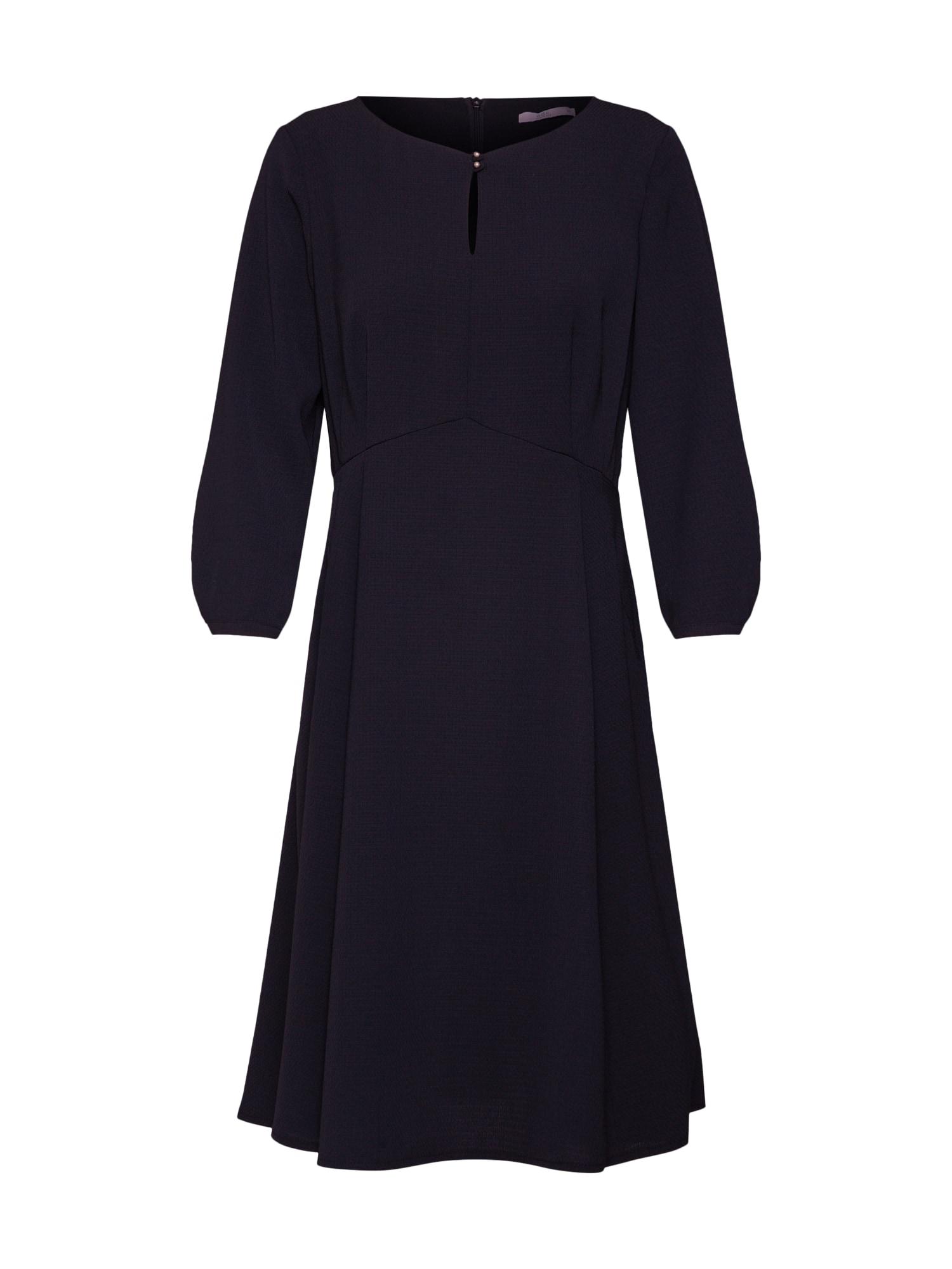 Šaty ECOM černá EDC BY ESPRIT